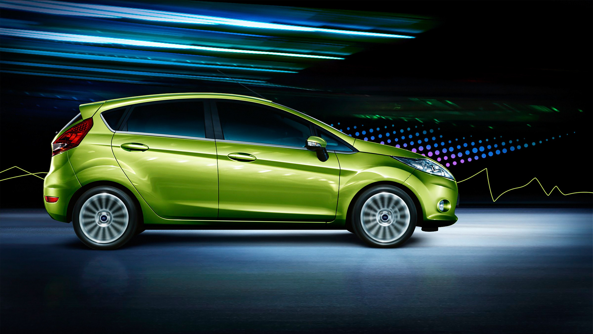 Ford Fiesta Wallpaper