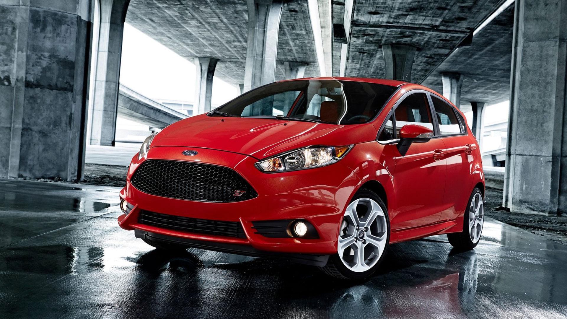 Ford Fiesta ST Wallpaper