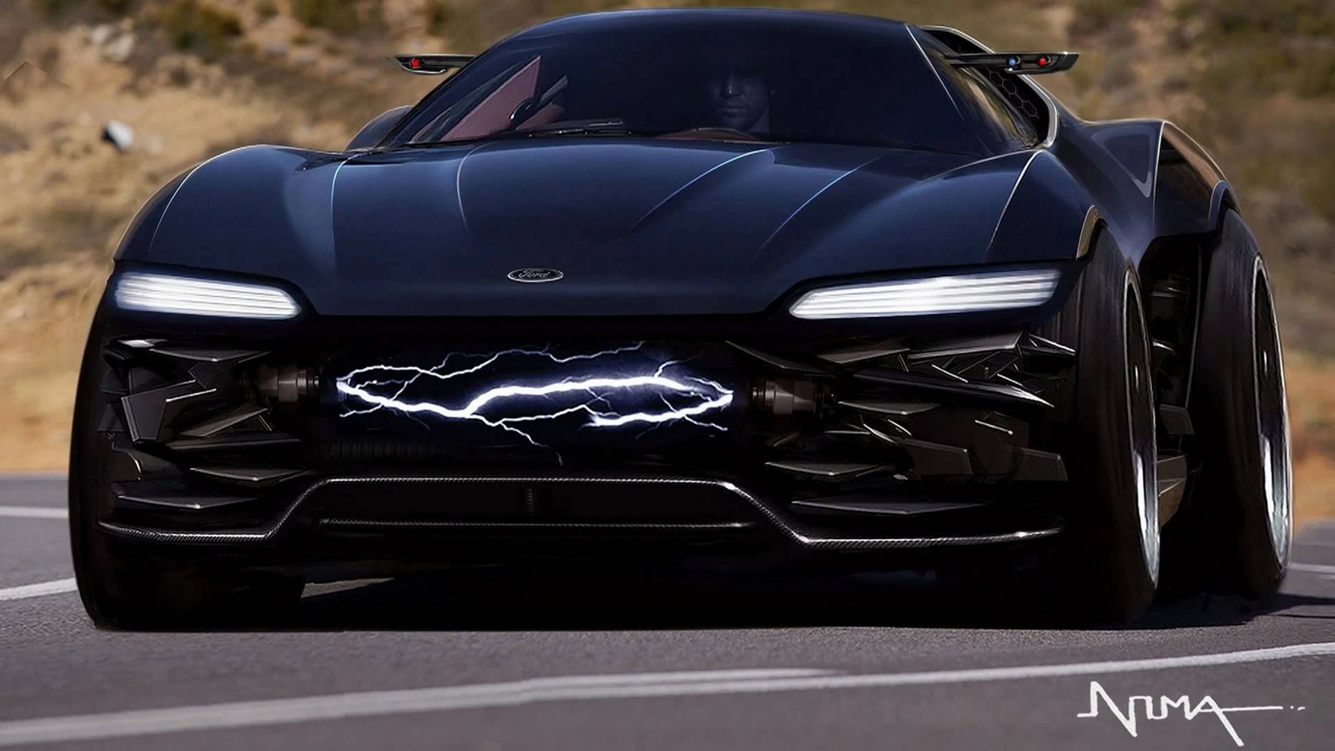 2011 Ford Mad Max Concept