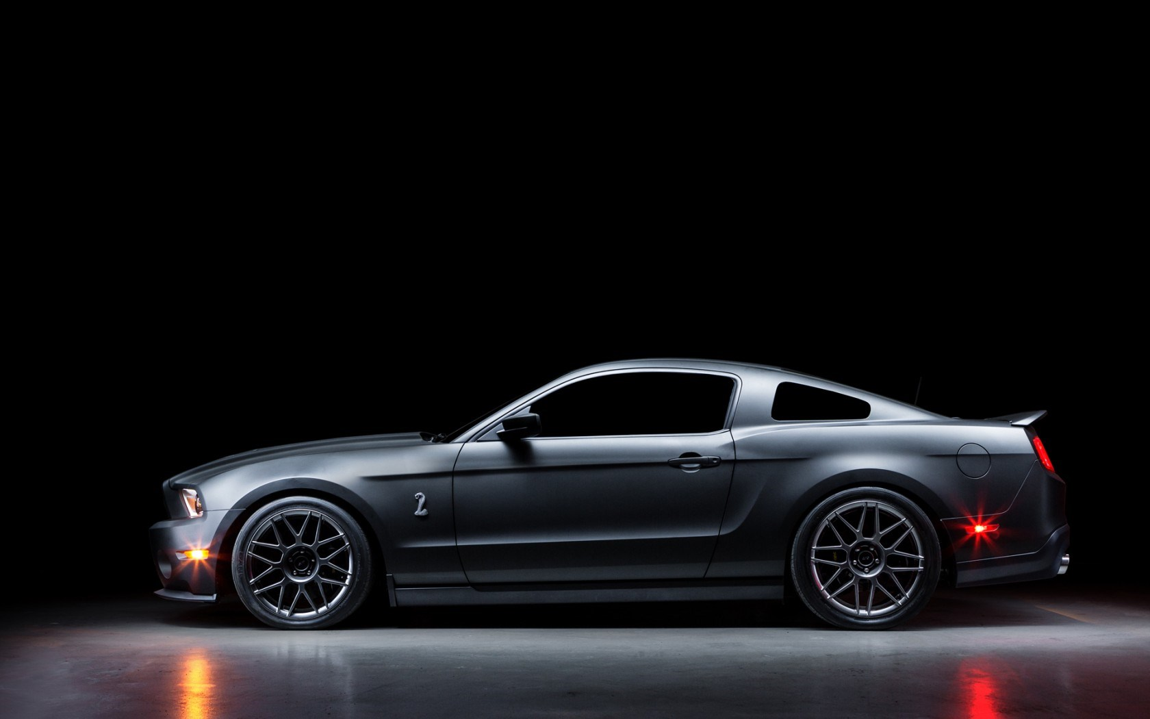 Ford Mustang Shelby GT500 Profile Car