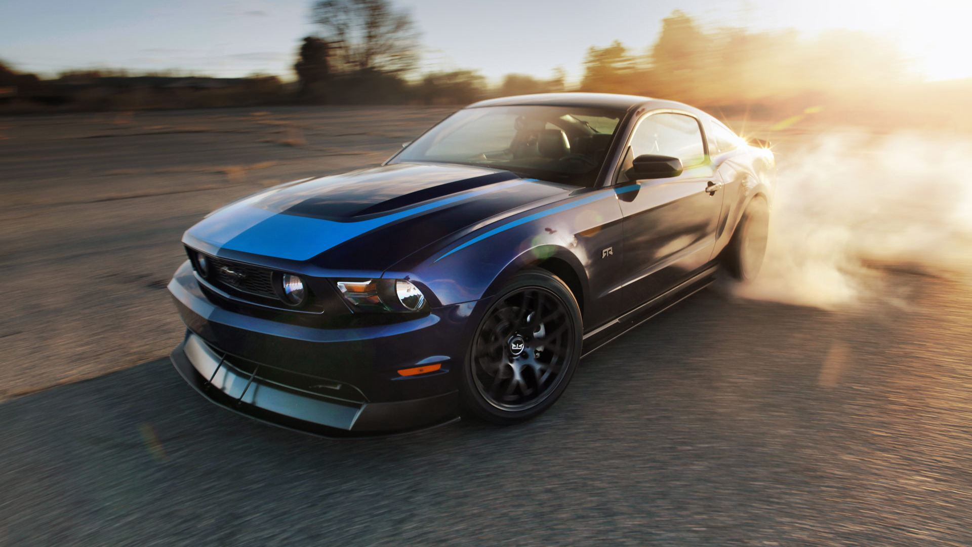 ... Ford Mustang Wallpapers): 1920 × 1080