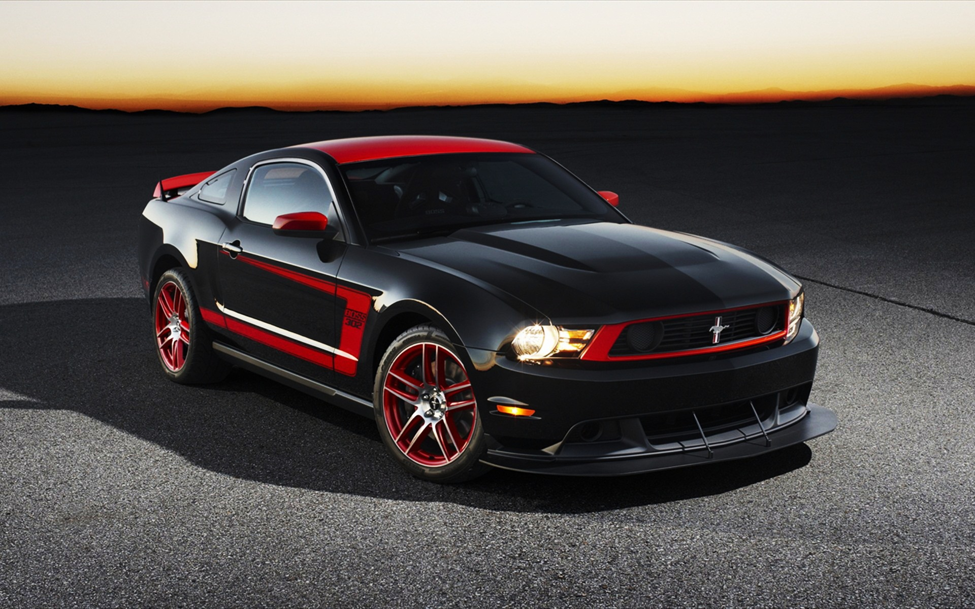 Ford Mustang new wallpapers