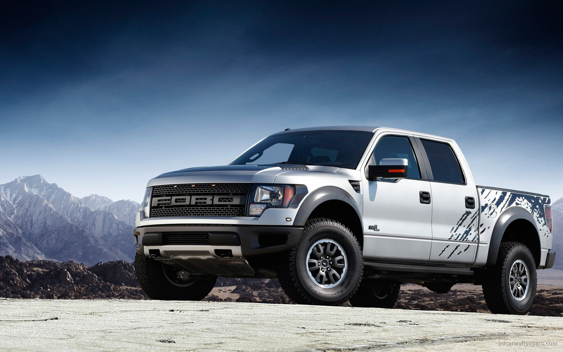 Humphrey__13 Ford F-150 Raptor Wallpapers.