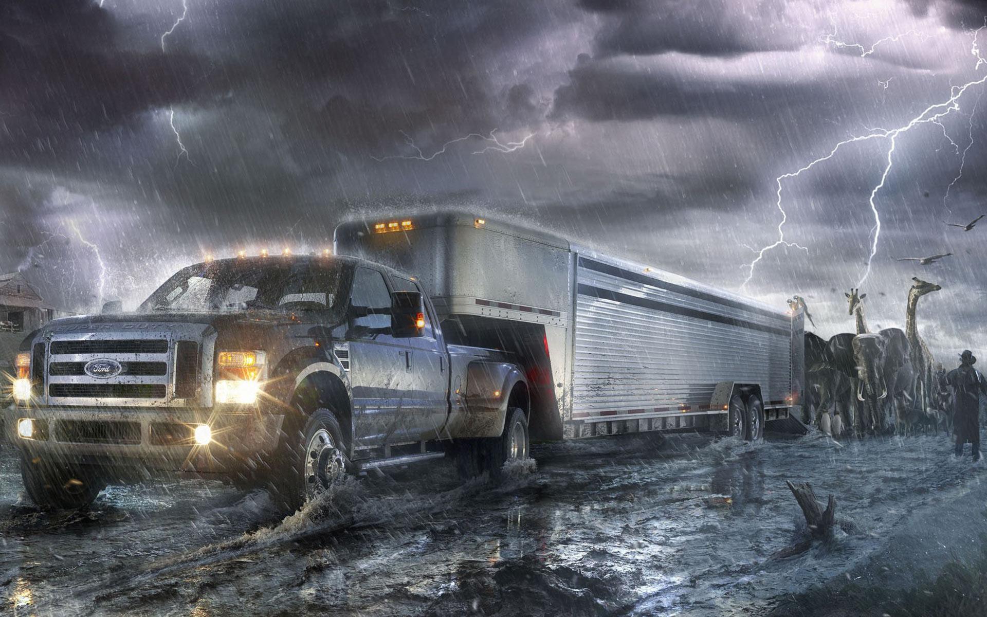 Ford Truck Fantasy