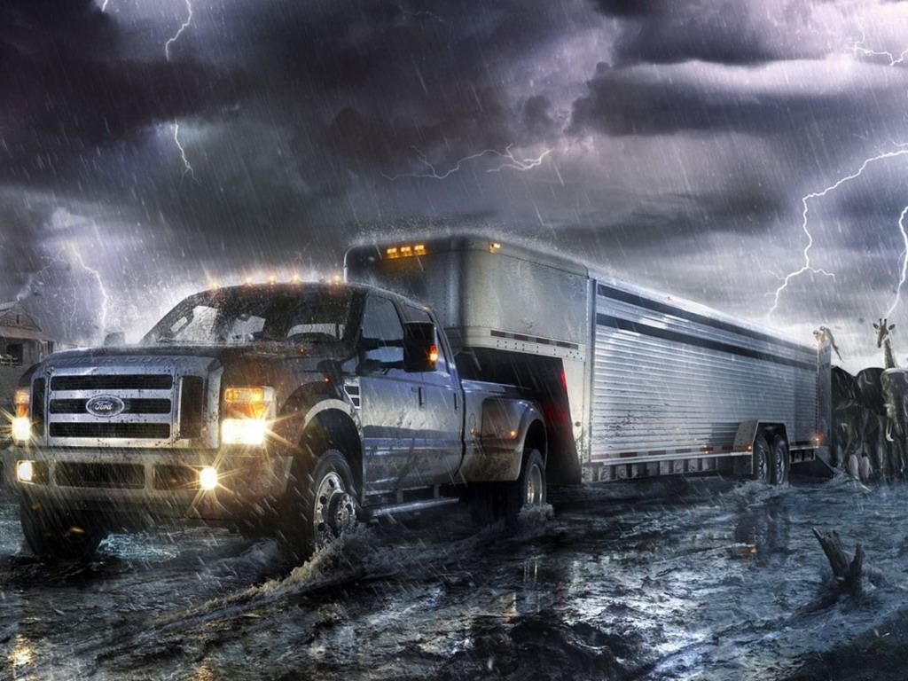 Ford Trucks Wallpapers Desktop #1