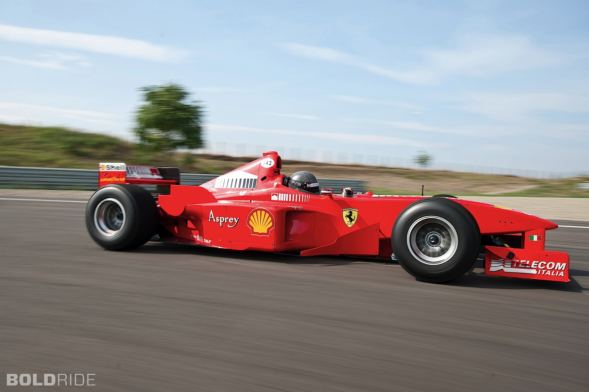 1998 Ferrari F300 Formula 1 Racing Car 2000 x 1333