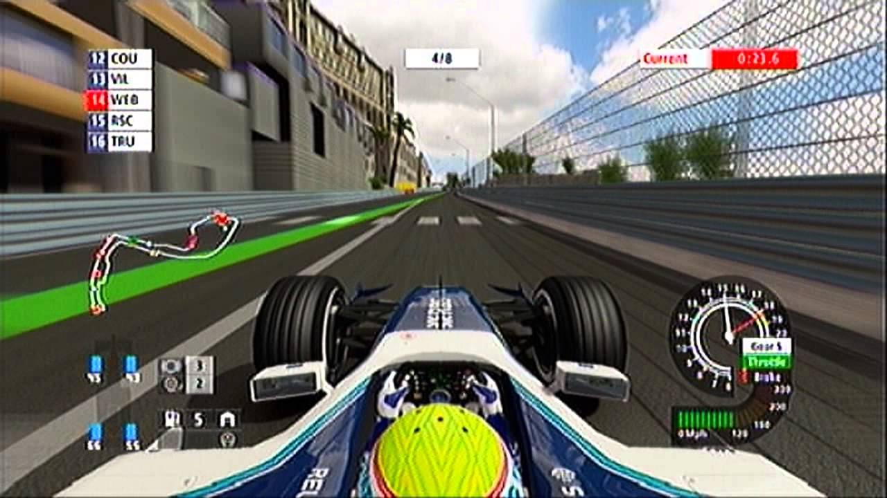 Formula One Championship Edition Game