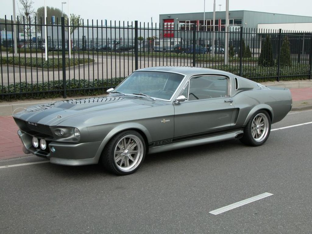 Forst Mustang GT500