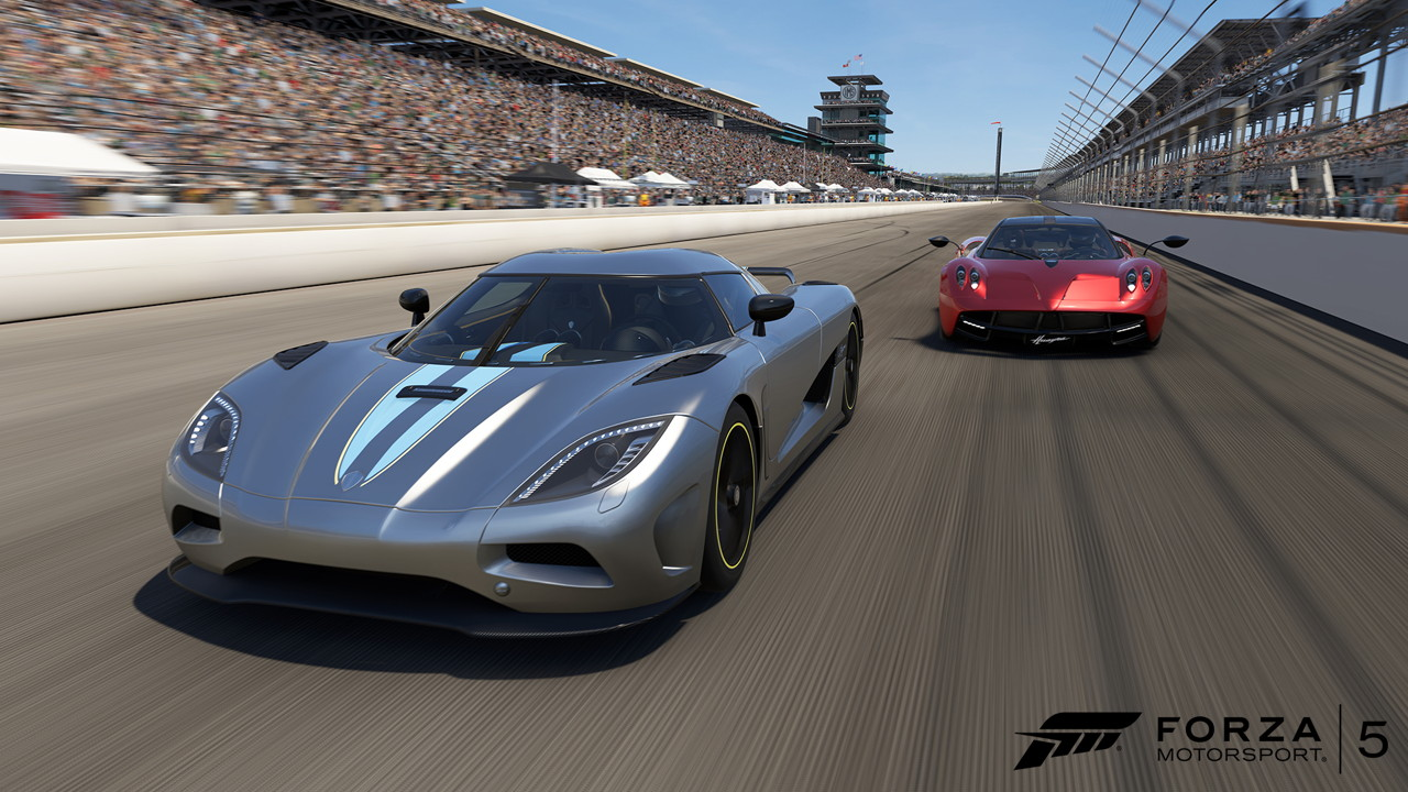 Forza Motorsport 5 Xbox One · Screenshots