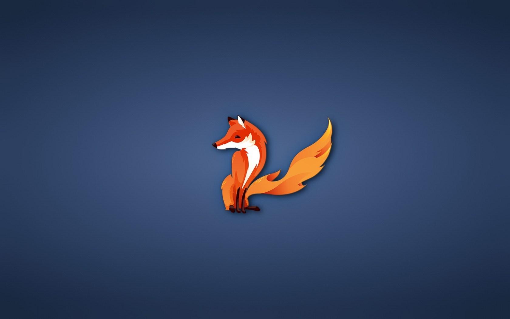 Fox Animal Minimalism