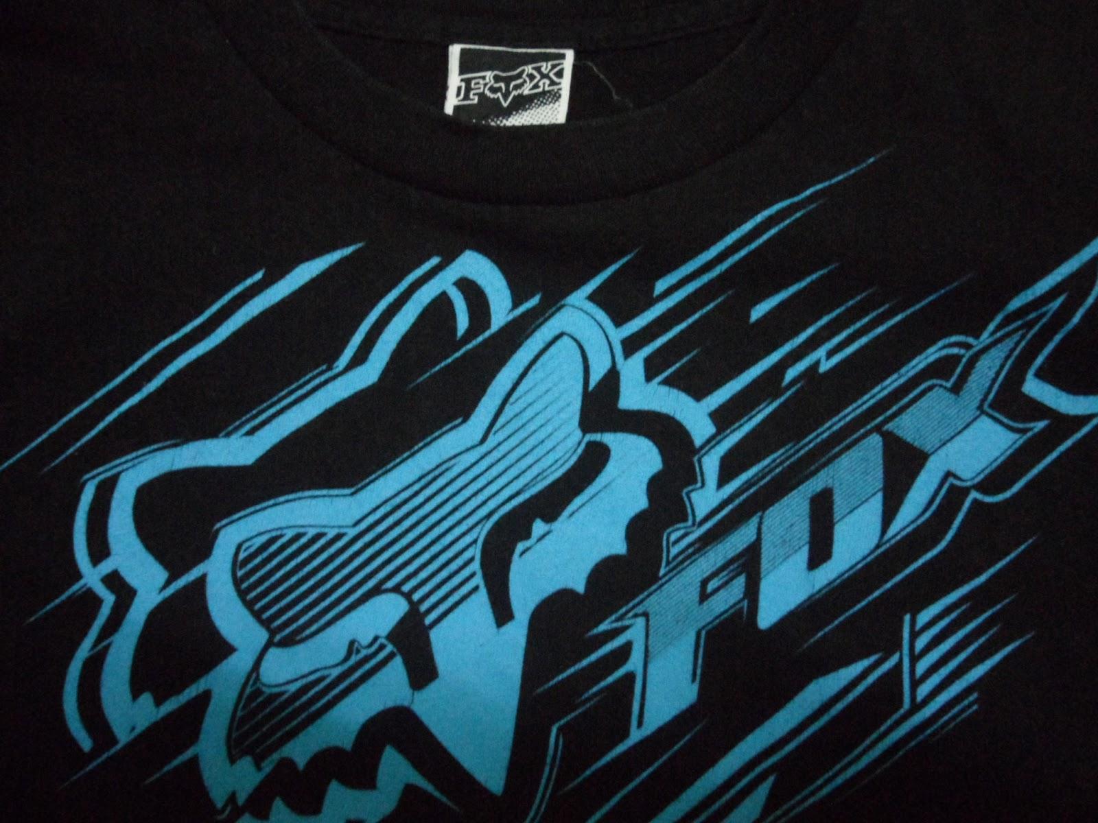 Fox Racing Wallpaper Blue 11447