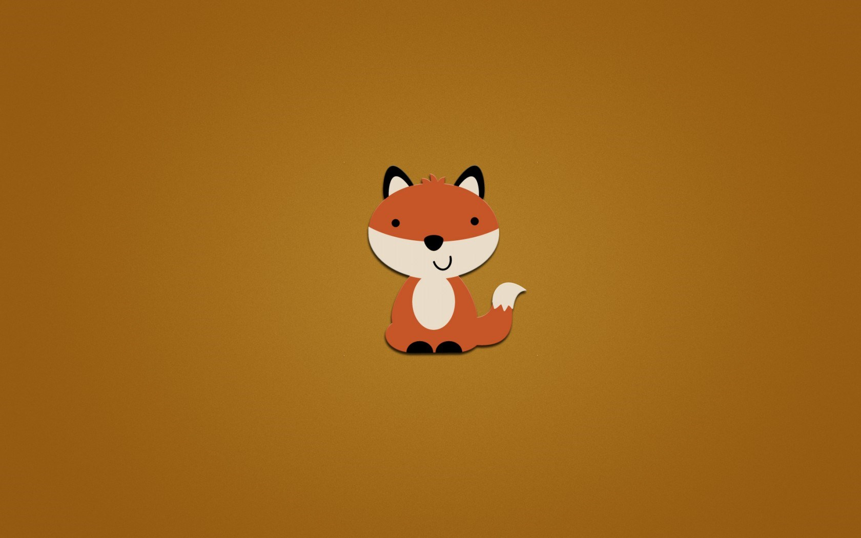 Fox Smile Art Cartoon