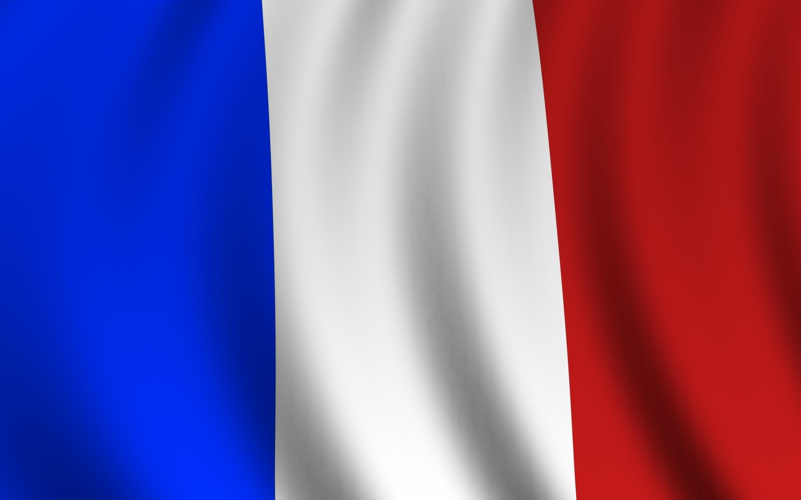 France Flag Wallpaper 2560x1600 84544