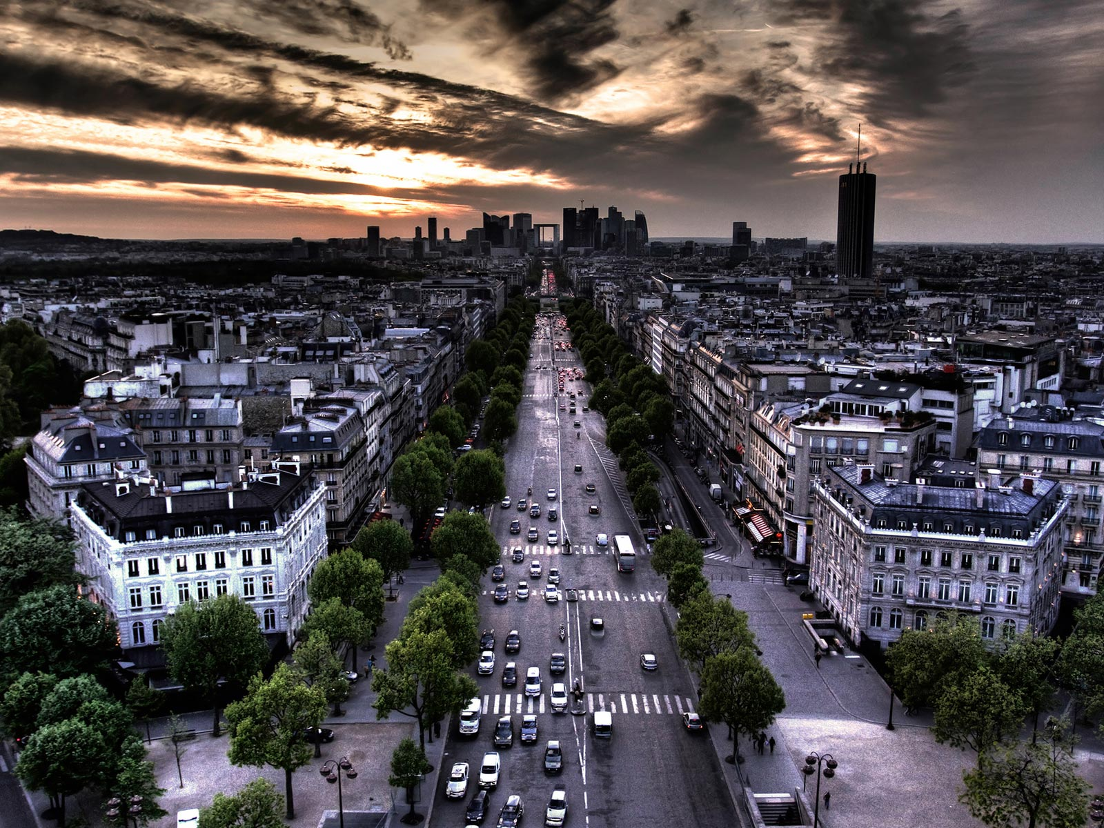Desktop Wallpaper Gallery Travels Capital Of France Paris