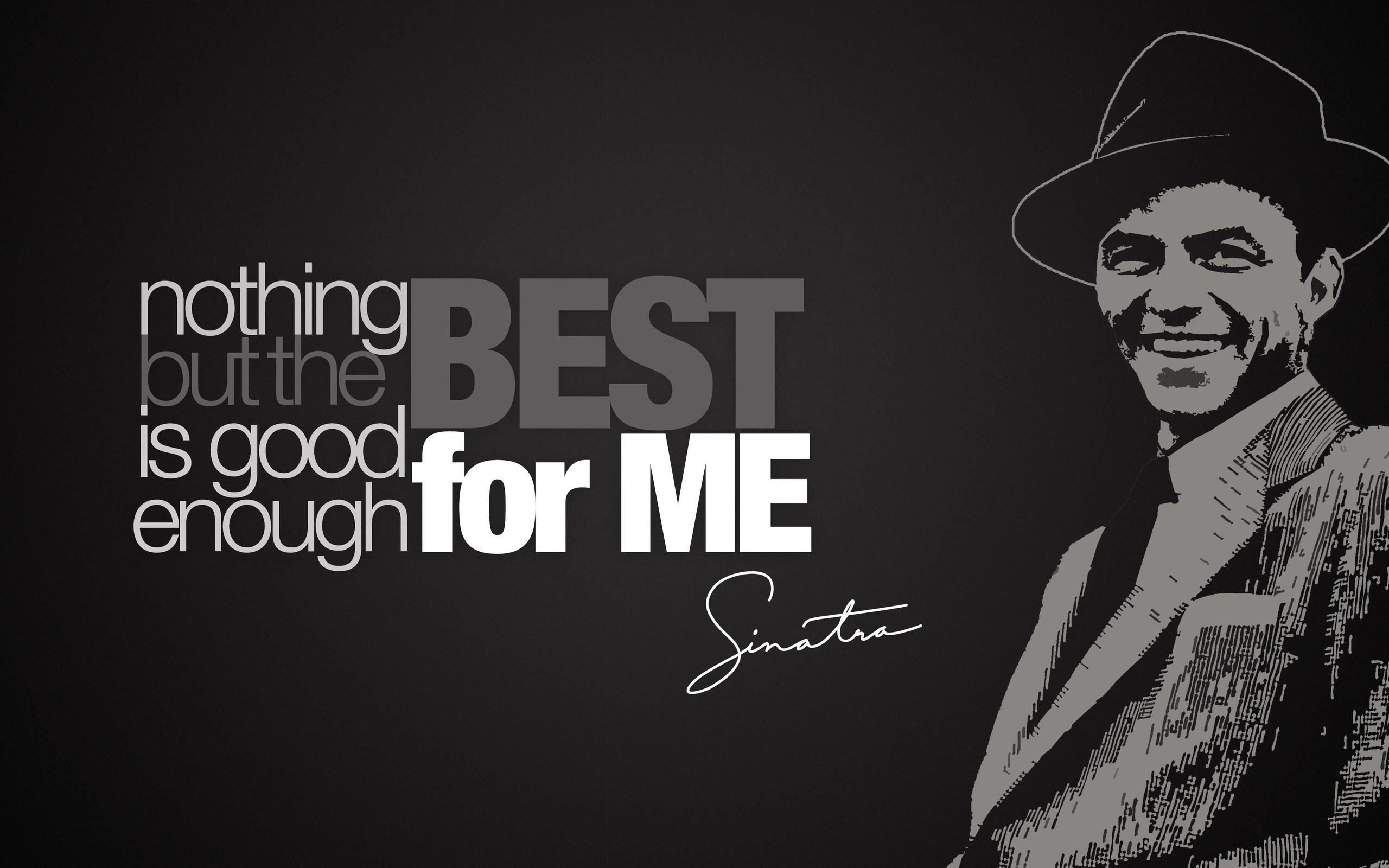Frank Sinatra American Singer Actor USA
