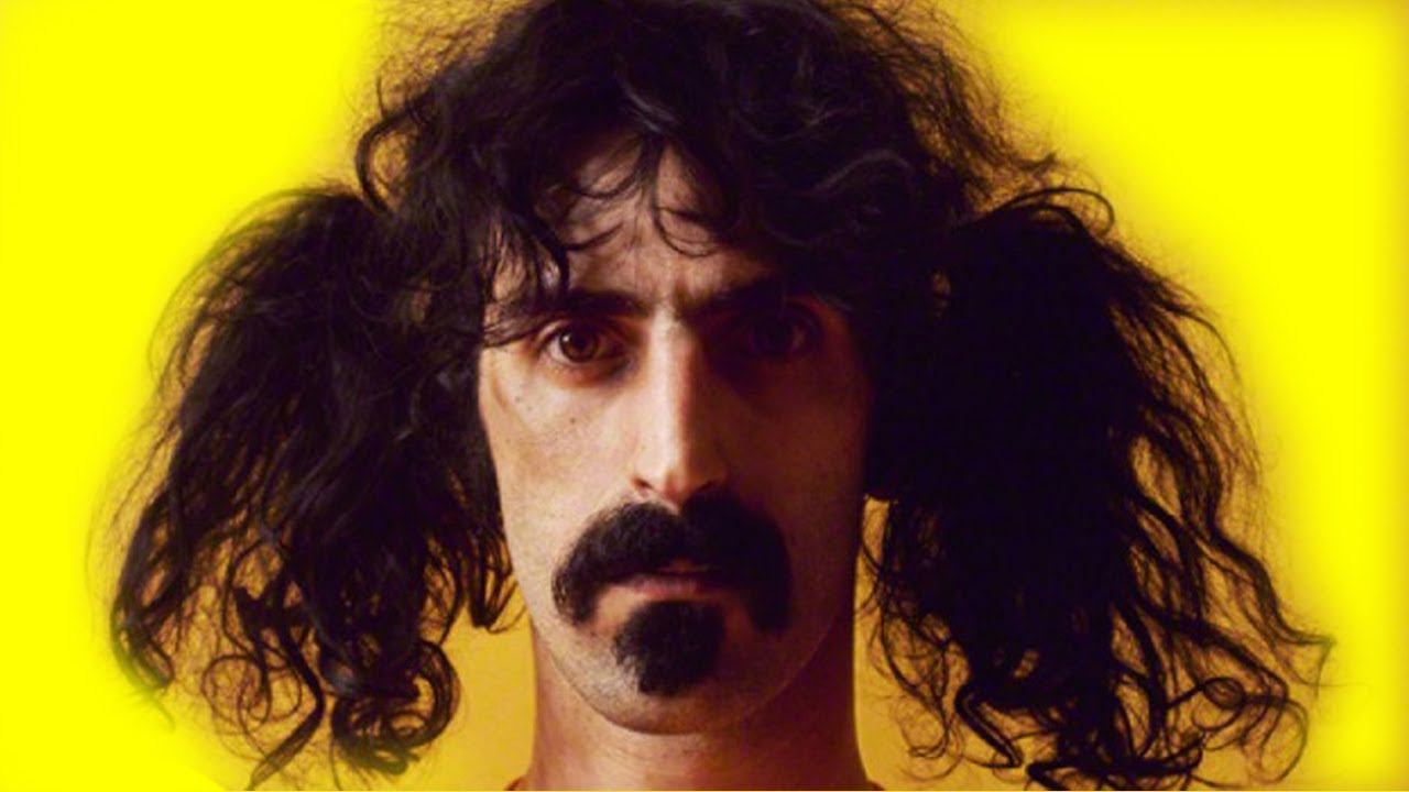 frank zappa research paper This is straight bizarre lyrics, based on – i made research tapes of behavior of   zappa: you can sing it, and that's part of a work of art but the liner notes to an.