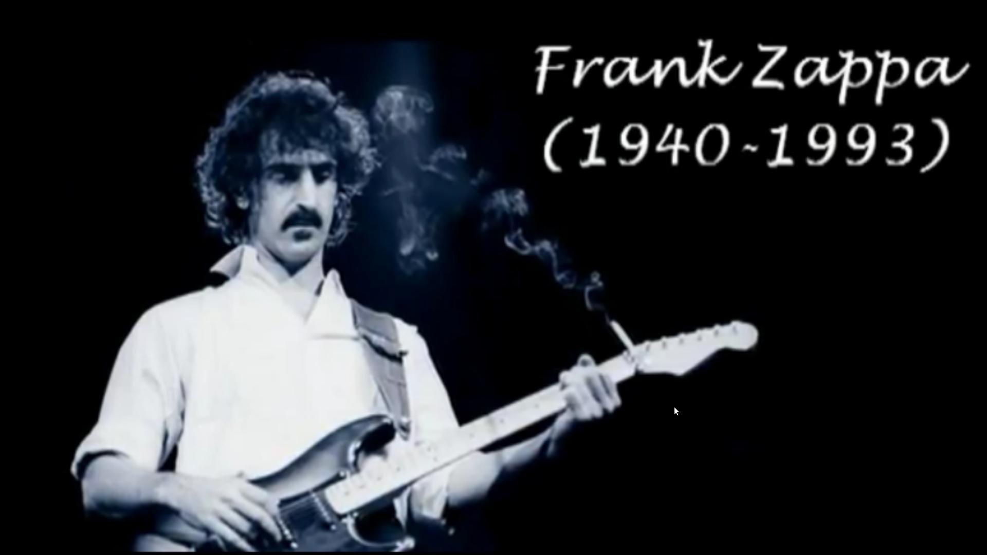 Frank Zappa 1940-1993