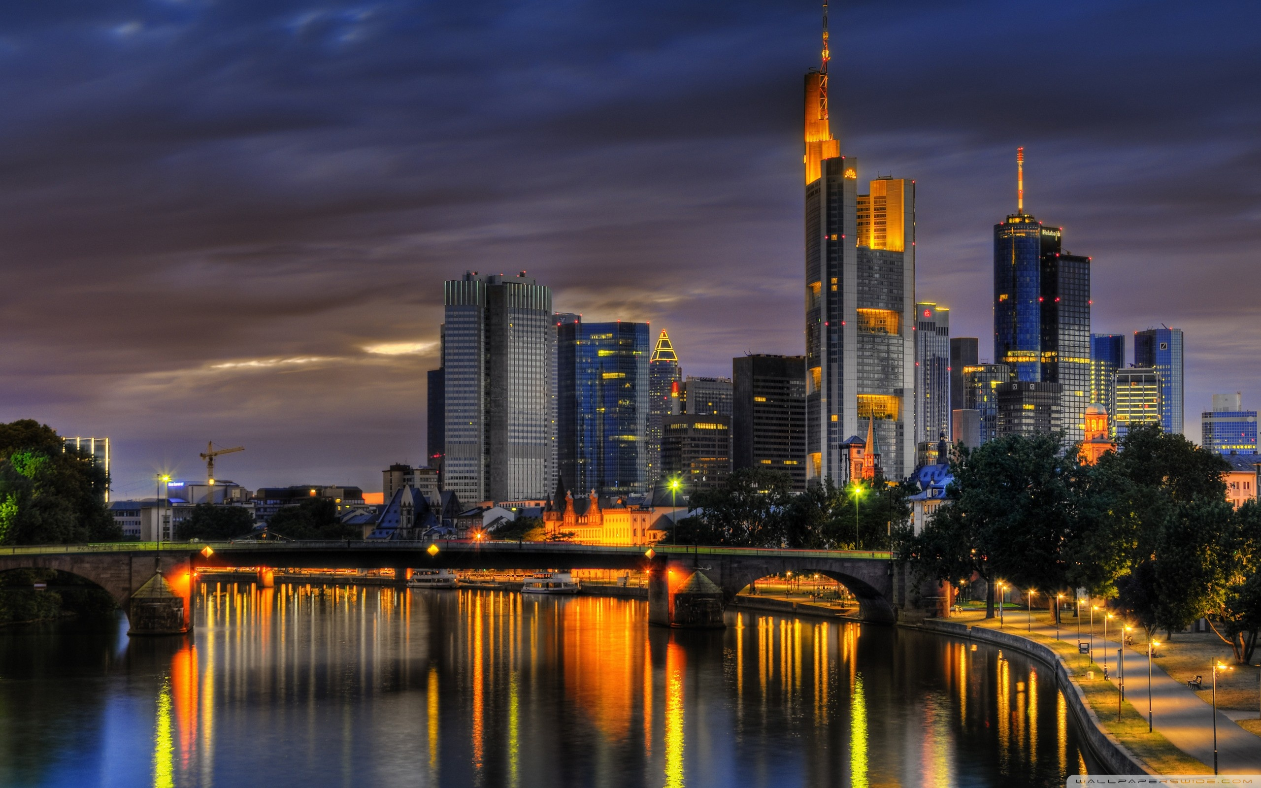 Frankfurt Wallpaper