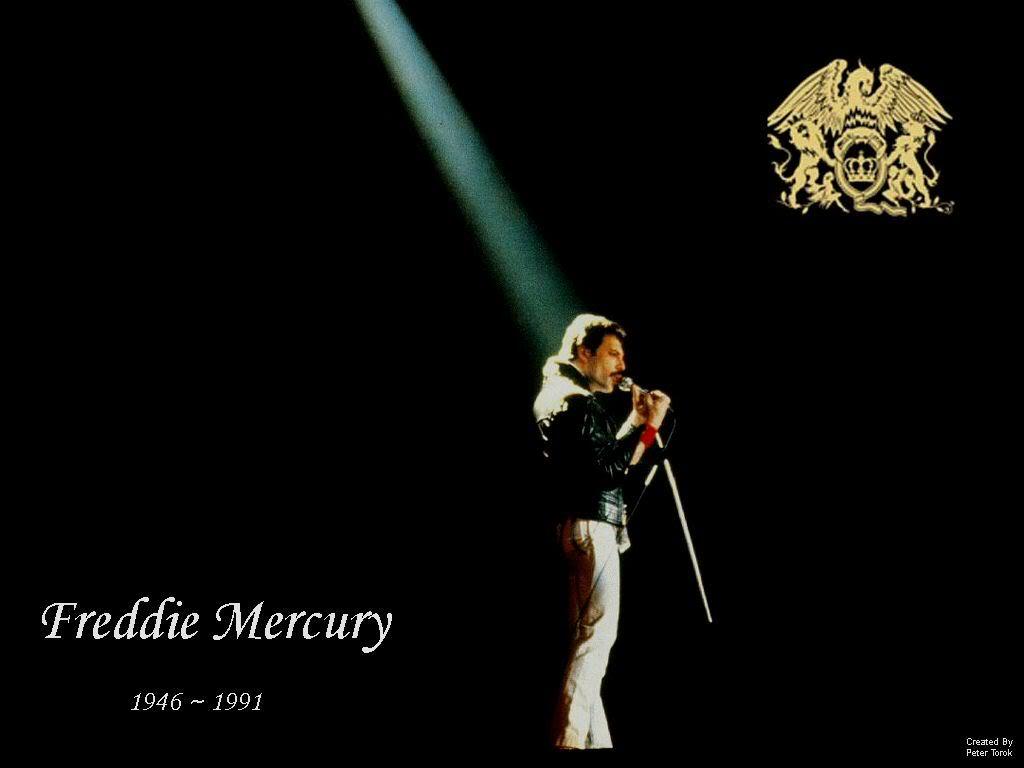 Freddie Mercury Wallpaper