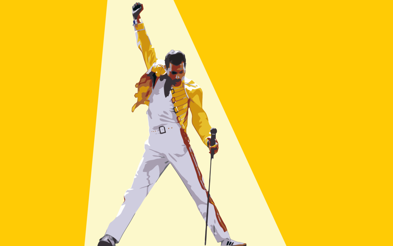 Freddie Mercury Wallpaper 1280x800 62521