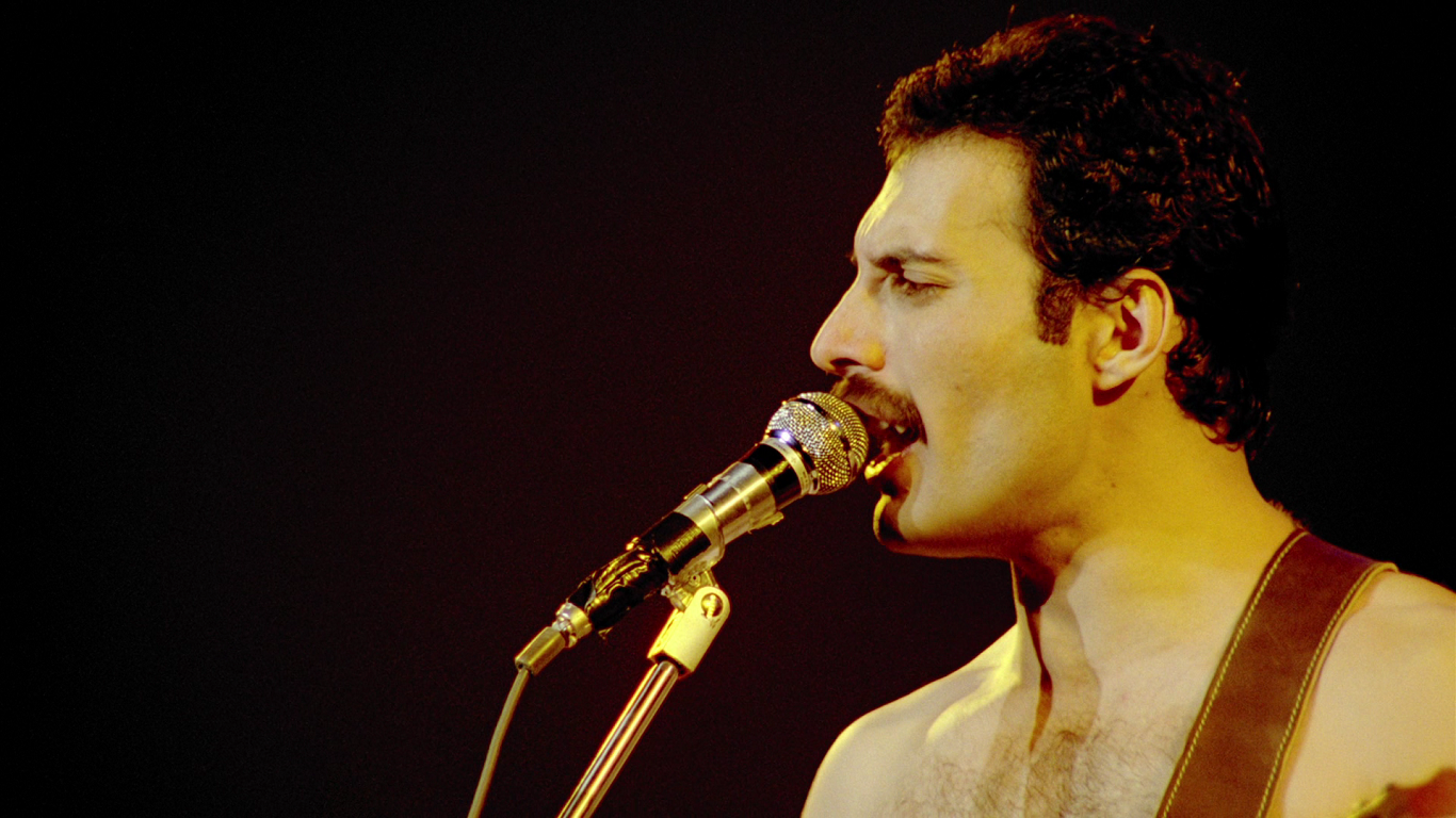 ... queen freddie mercury singers music band rip musicians ...
