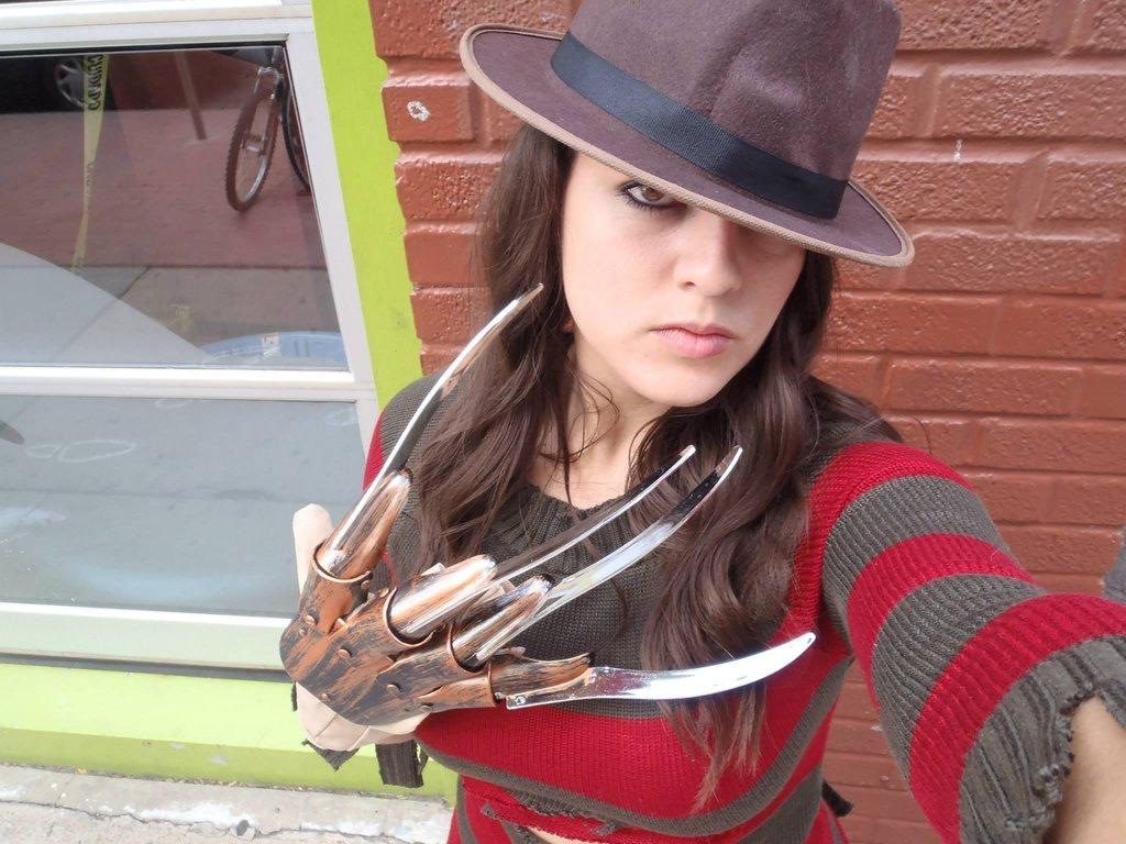 Freddy Krueger Cosplay by PhoenixForce85 ...