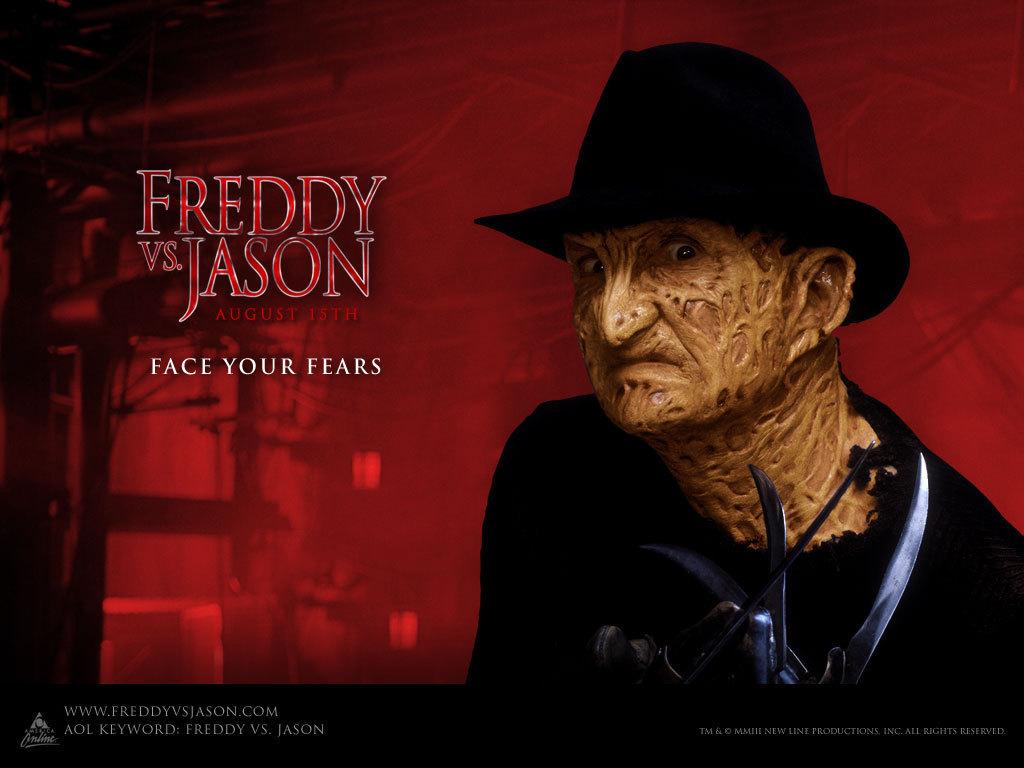 Horror legends Freddy Krueger