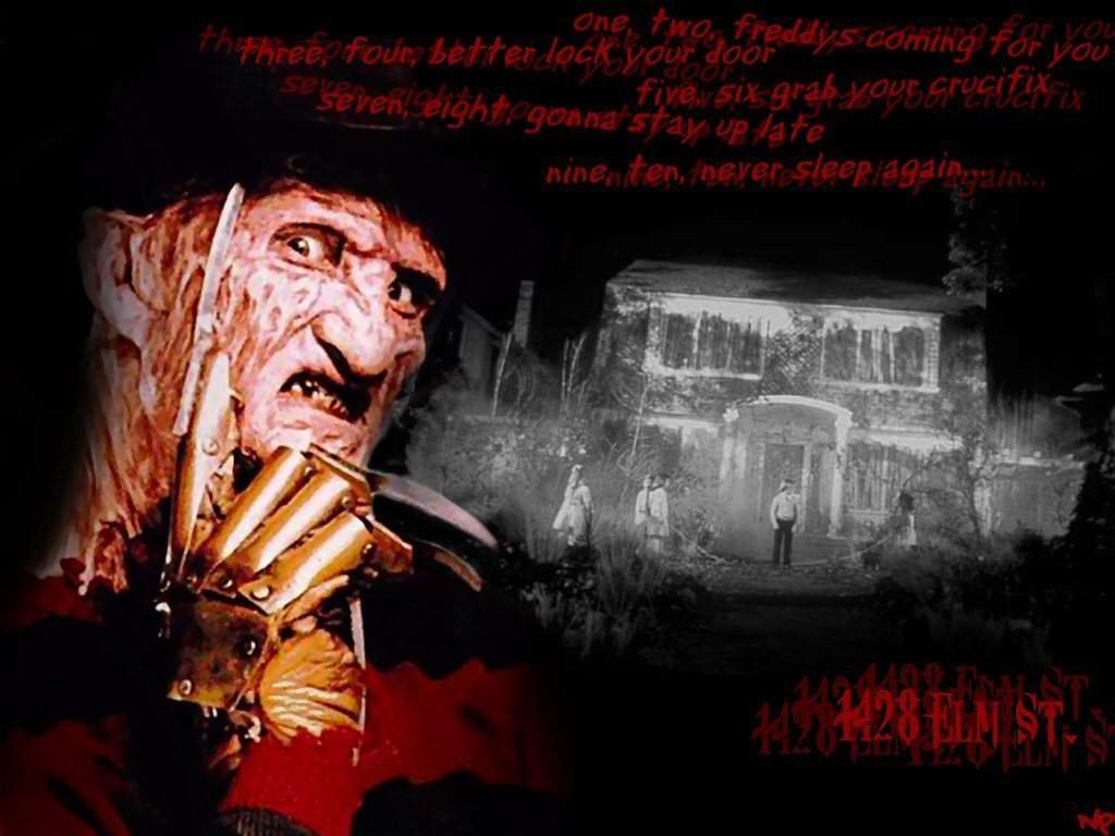 Nightmare On Elm St Quotes: Freddy Krueger Wallpaper