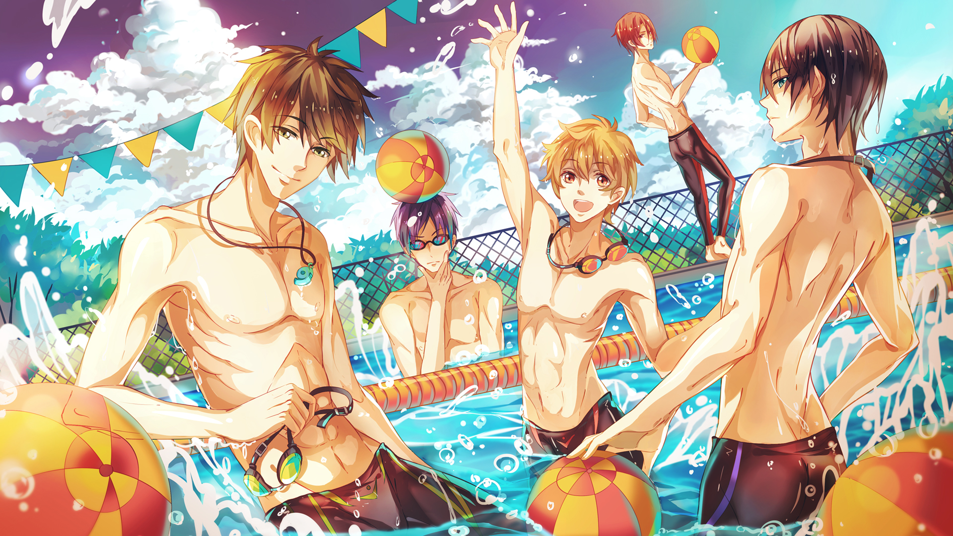 Free Anime S Wallpaper 1920x1080 83255