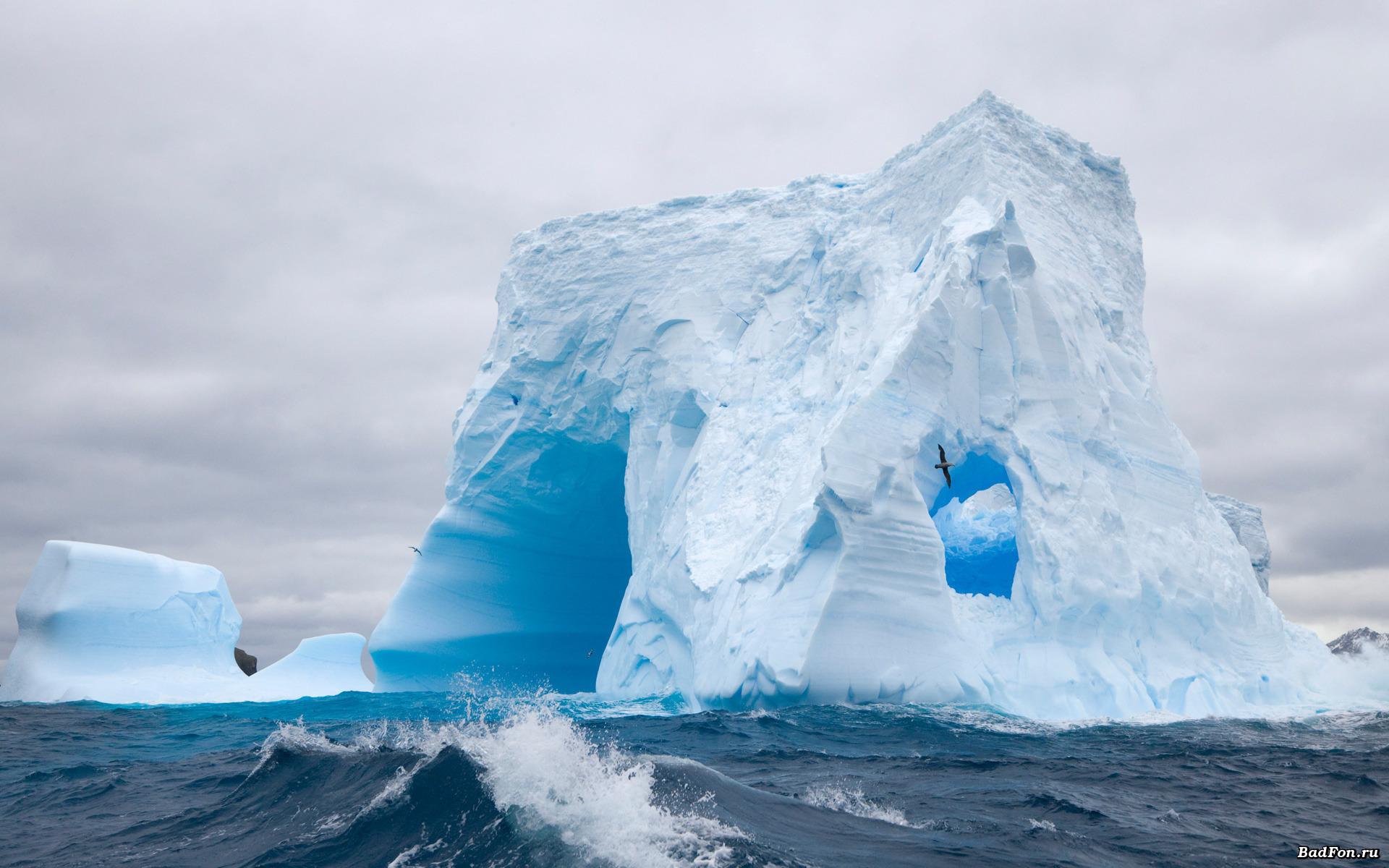 Free Antarctica Wallpaper