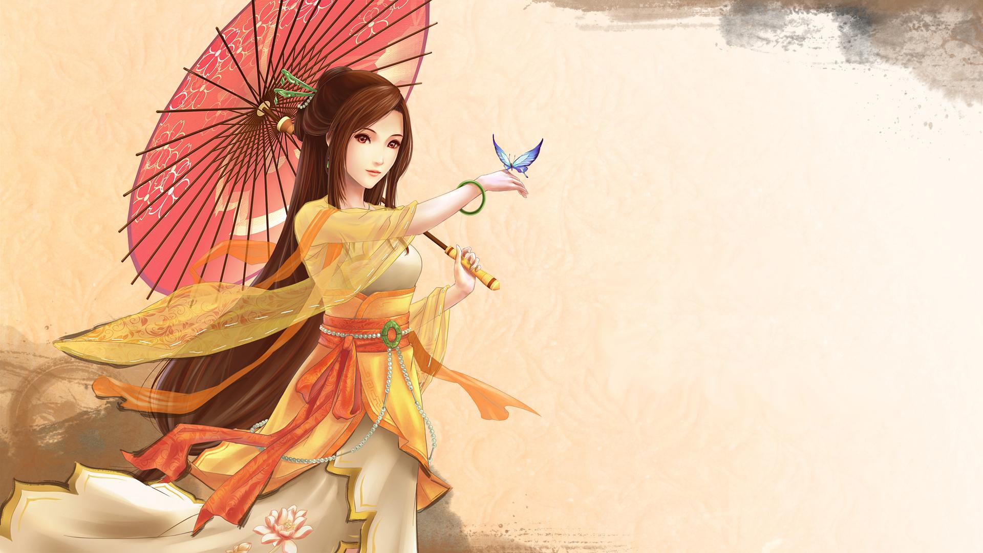 Free Asian Wallpaper