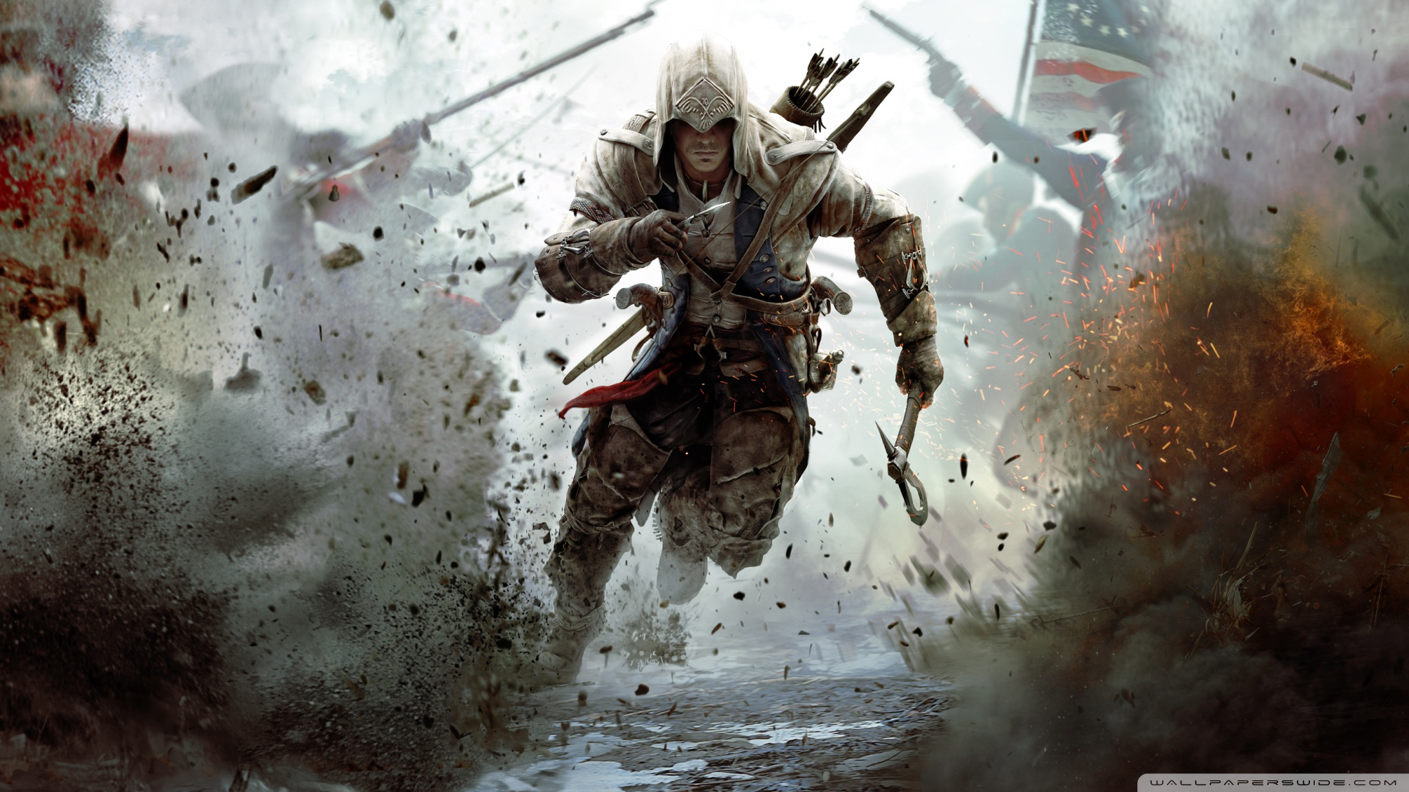 Free Assassins Creed Wallpaper