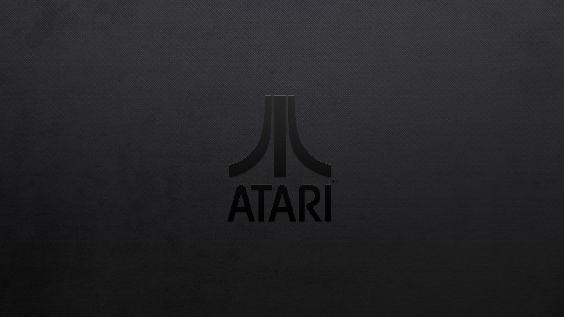 Free Atari Logo Wallpaper