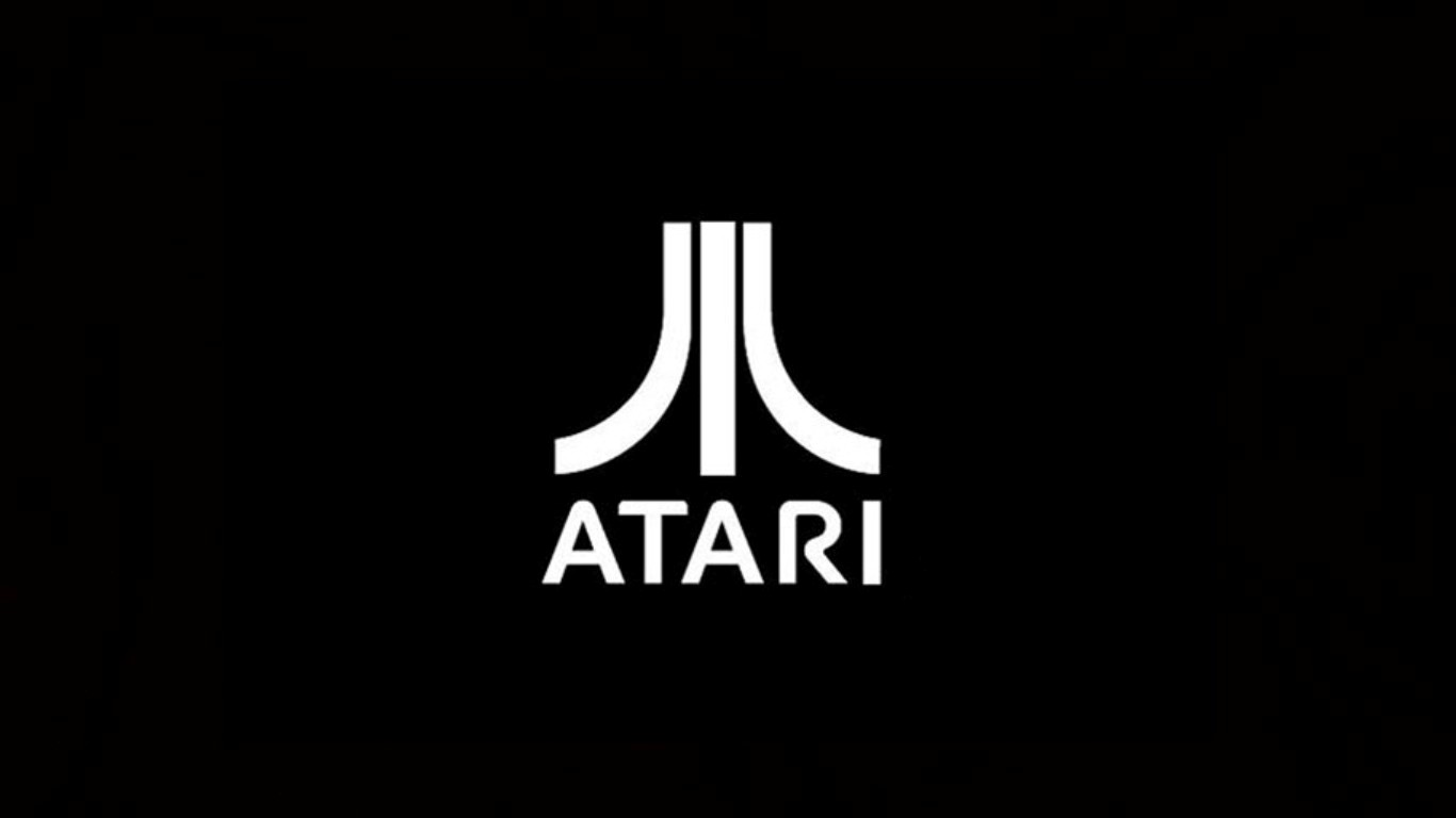 Free Atari Wallpaper