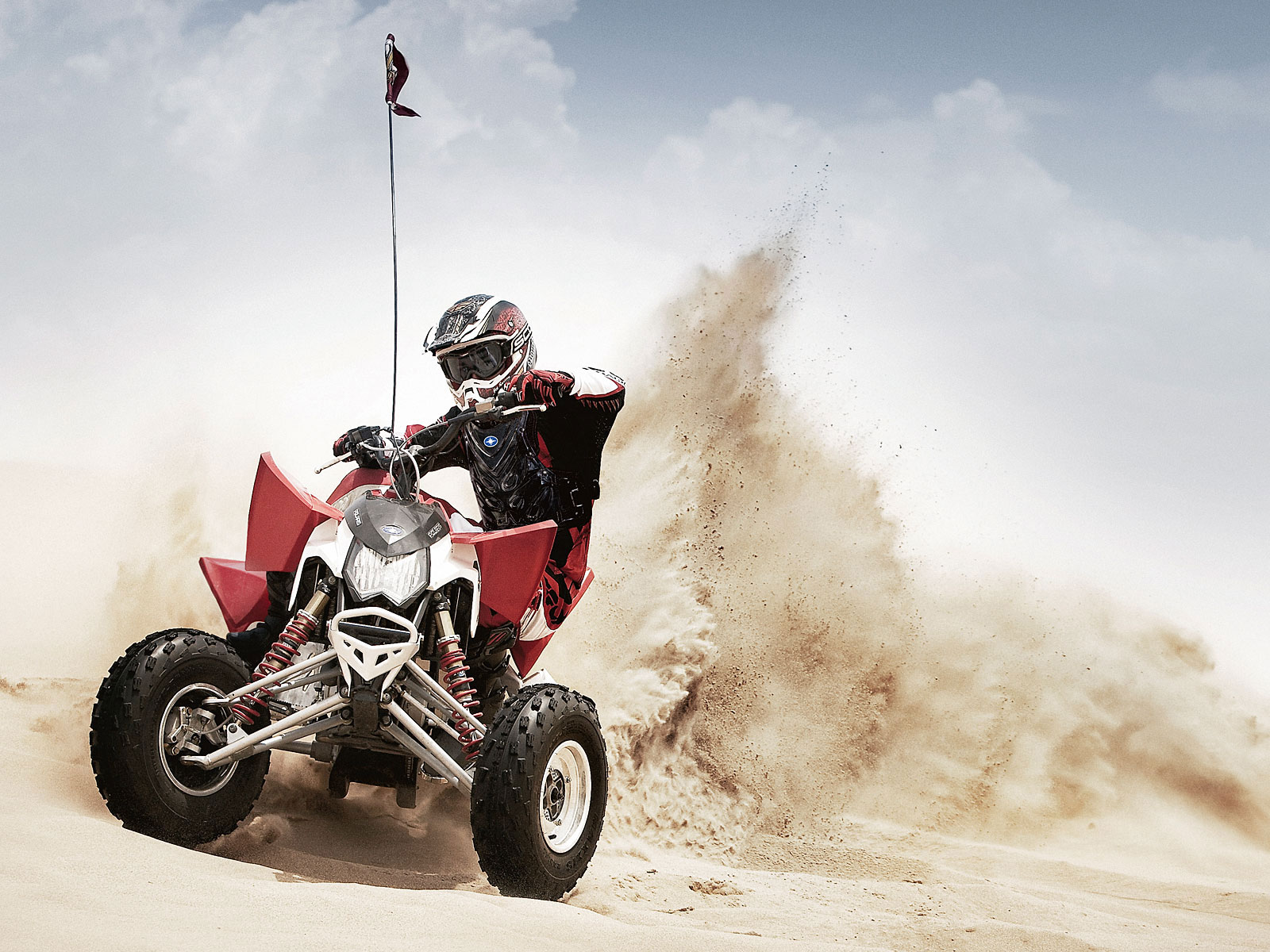 honda atv full high quality wallpaper