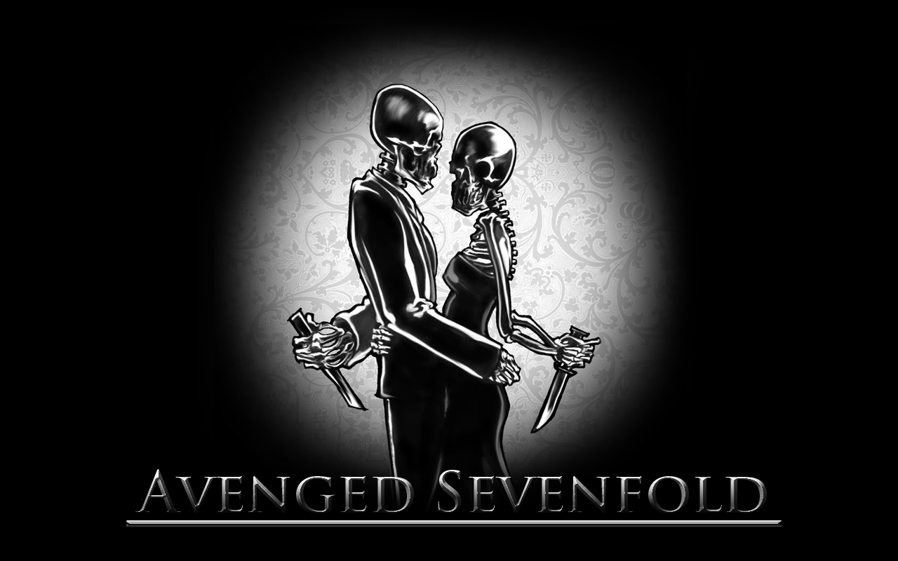 HD Wallpaper | Background ID:85007. 1280x800 Music Avenged Sevenfold