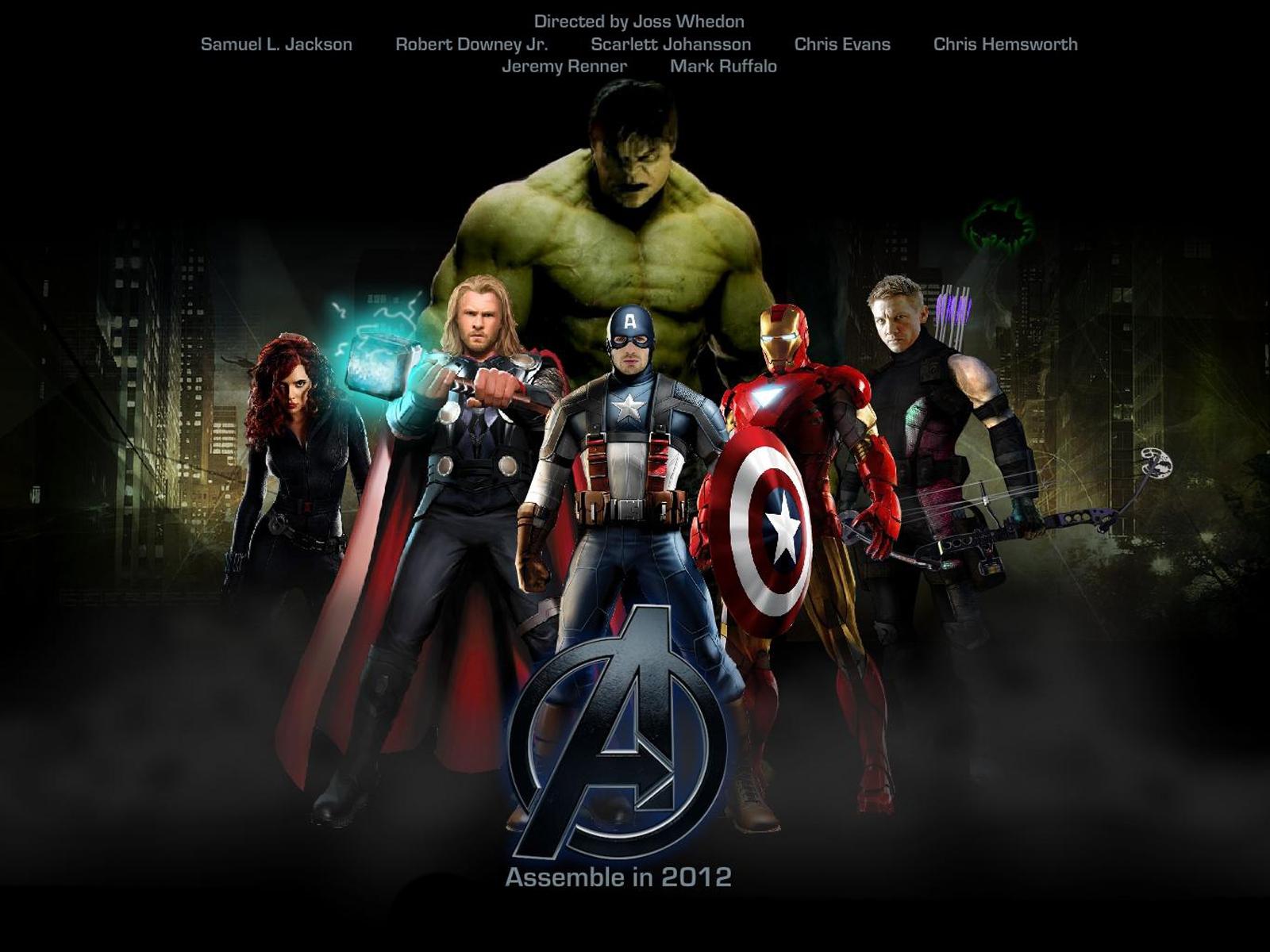 Free Avengers Wallpaper