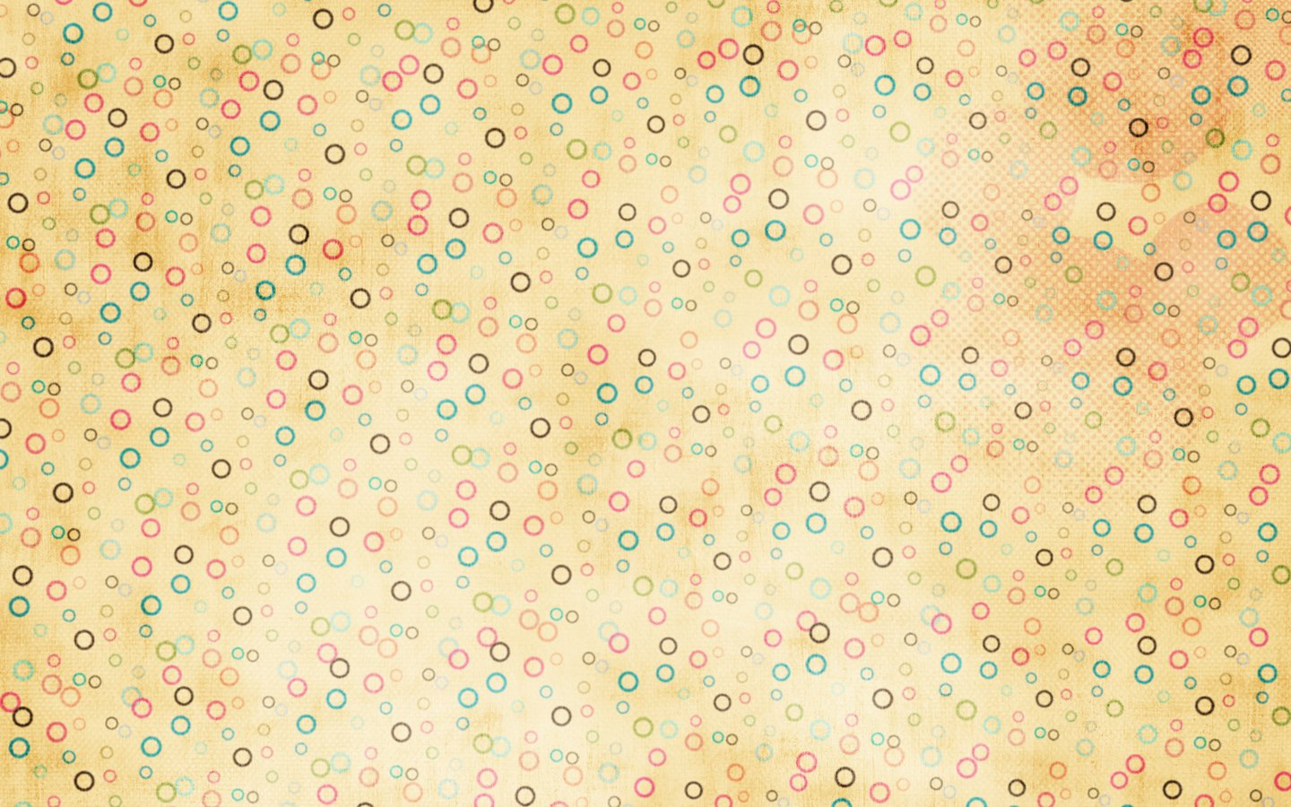 Yellow dots background wallpaper 19637
