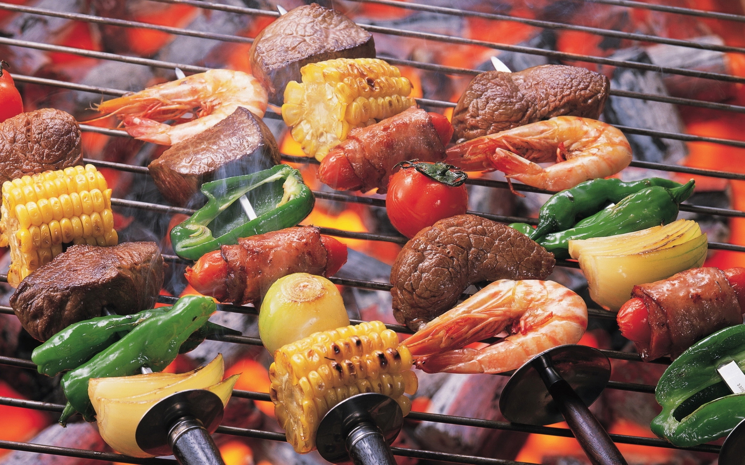 Free Barbecue Wallpaper