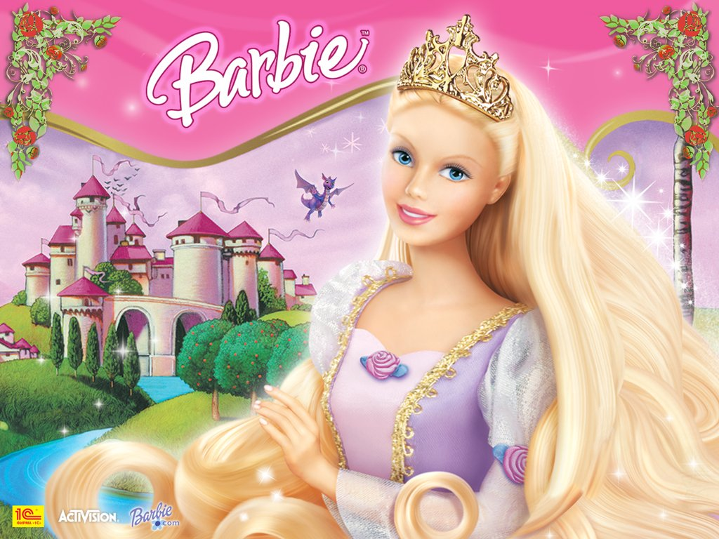 Free Barbie Wallpaper 24045 1365x1024 px