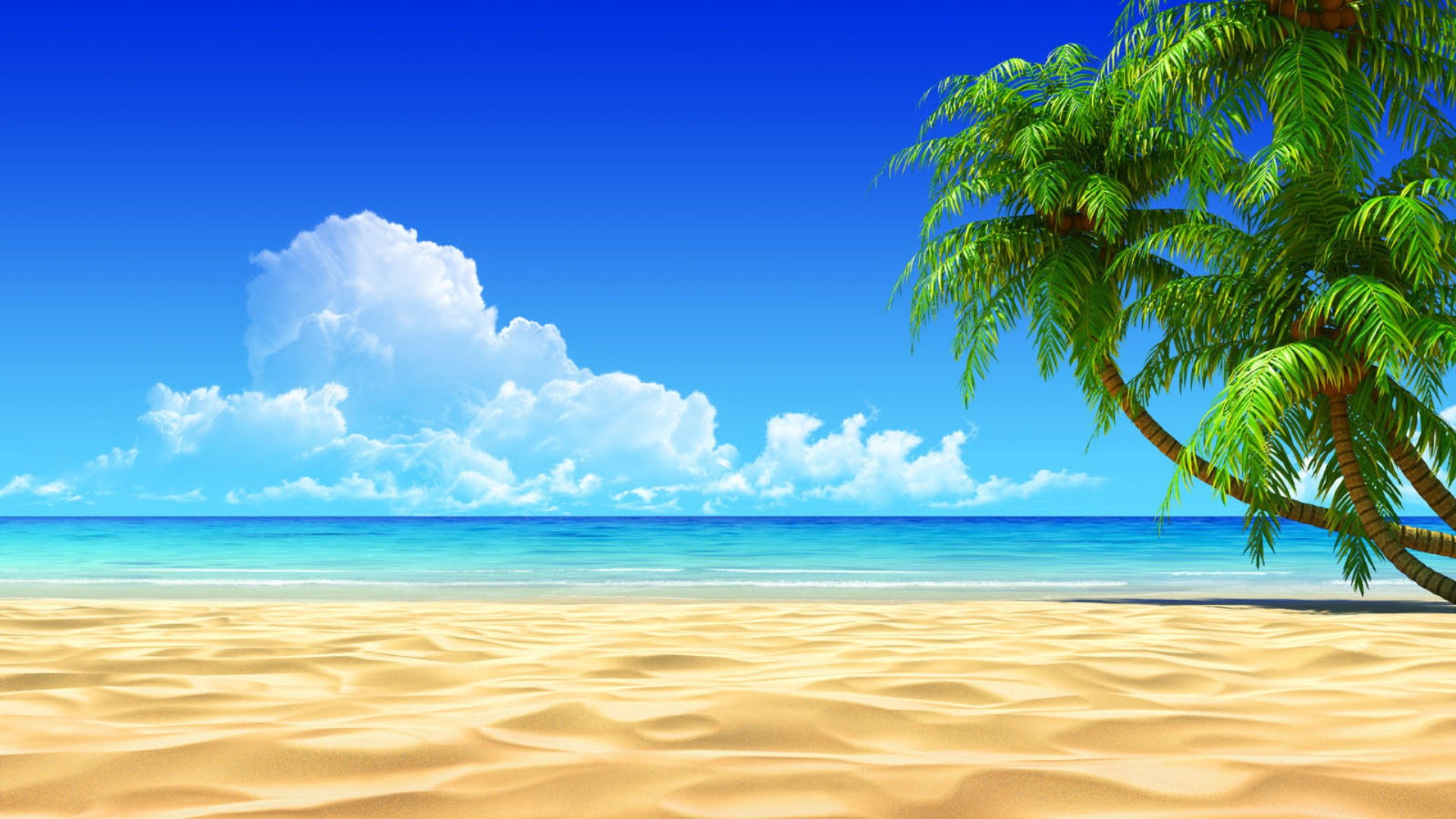 Free Beach Wallpaper Design Ideas French Blue Ipad Hd 1920x1080px