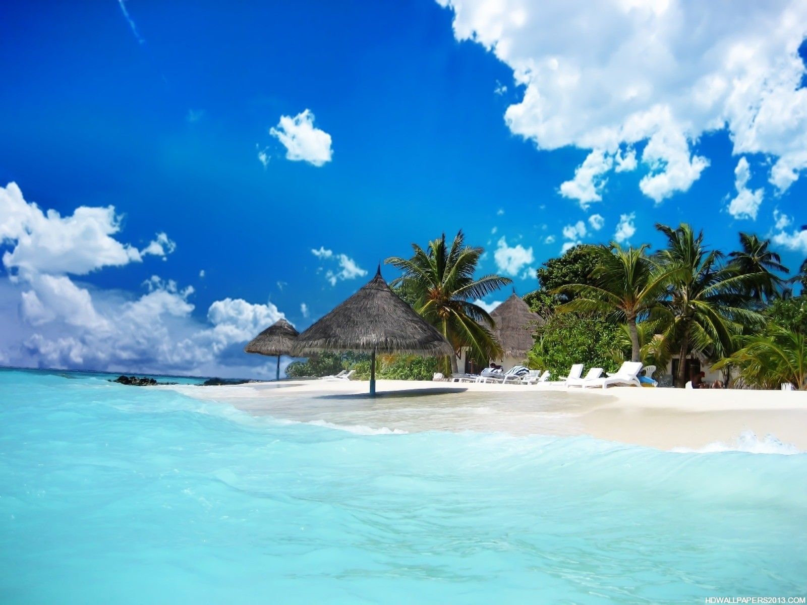 Free Beach Wallpapers