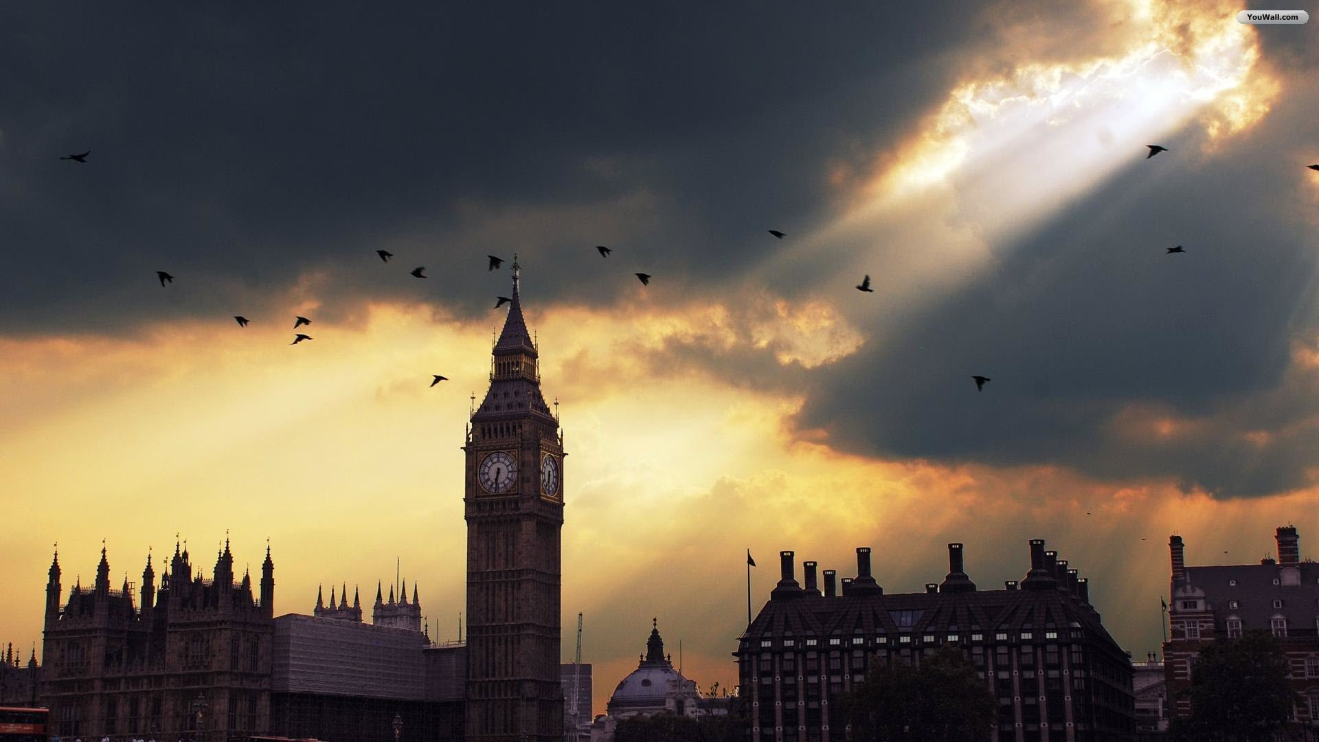 London Big Ben Wallpaper