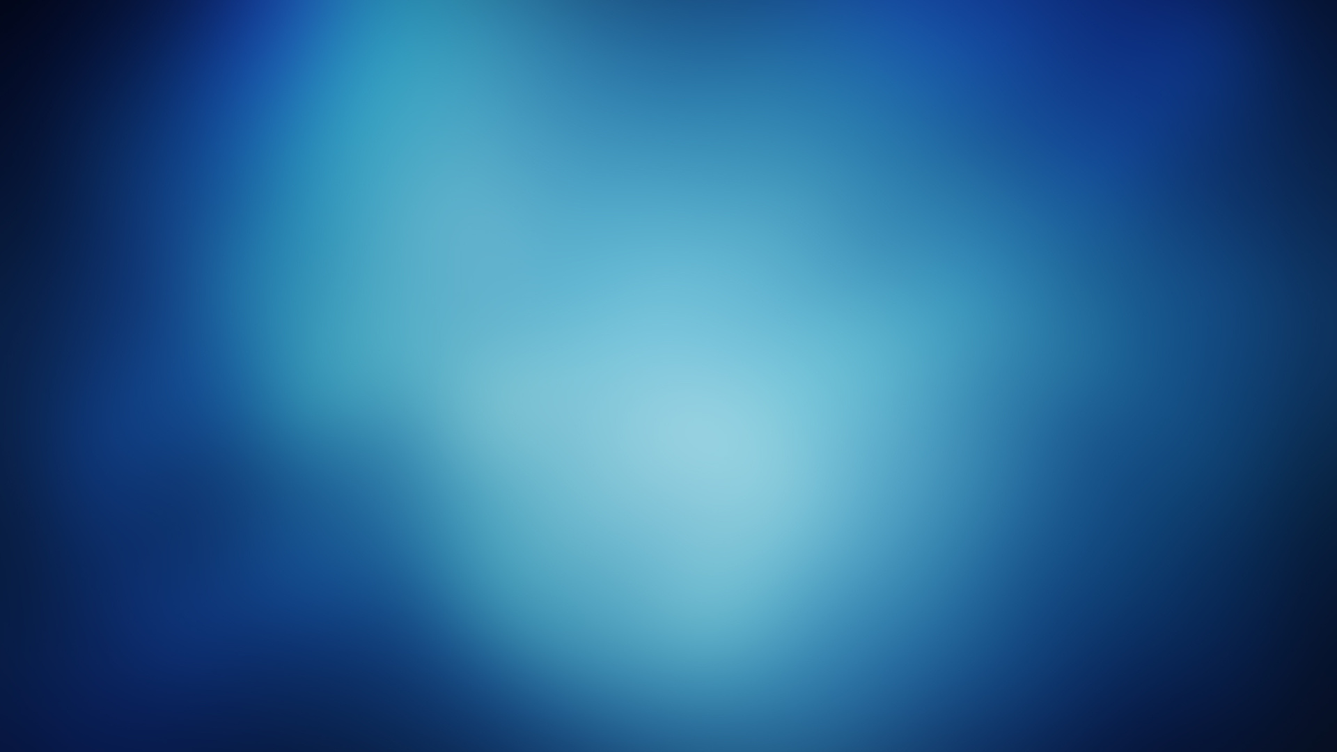 Blue Glow Background wallpaper