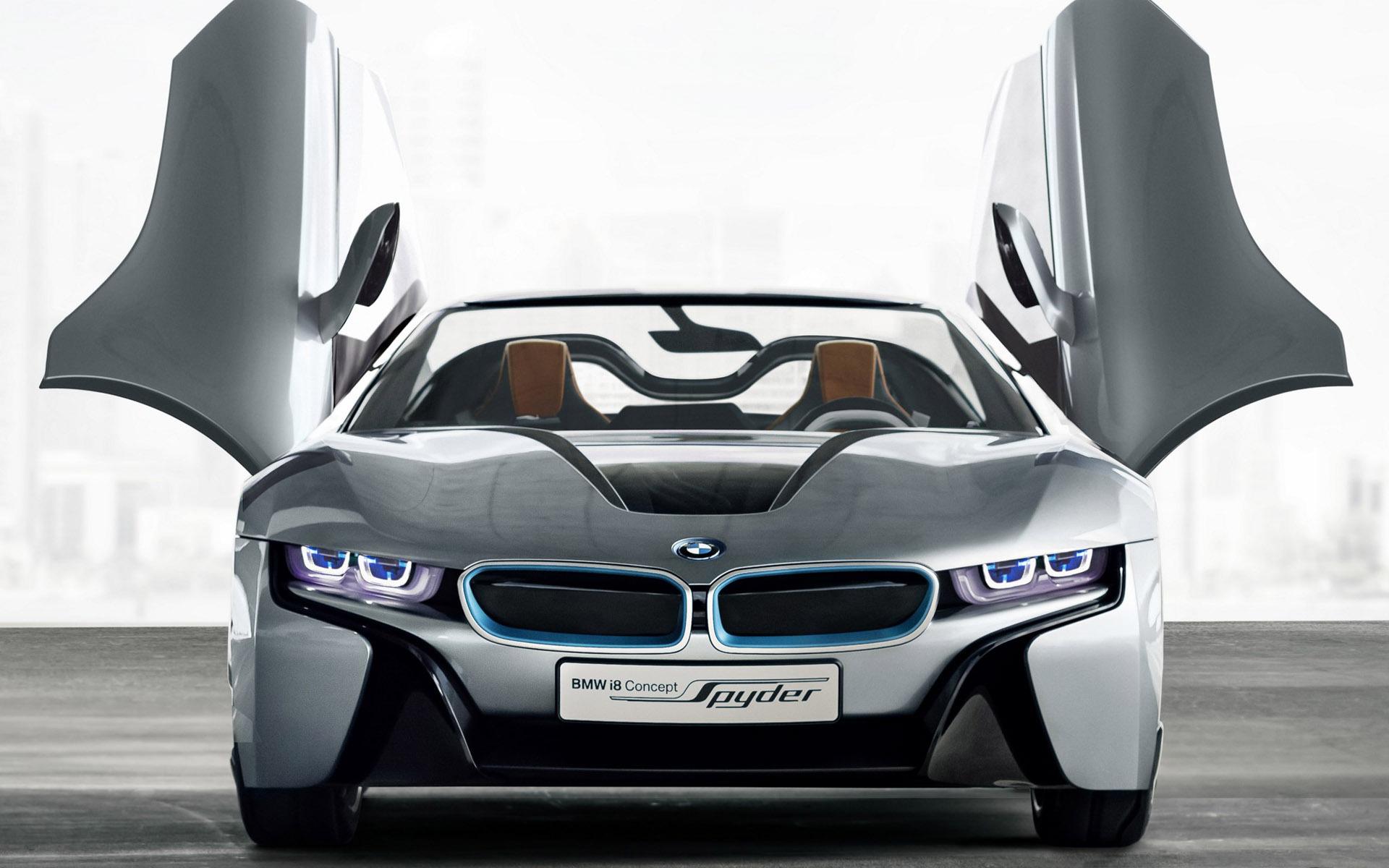 Free BMW i8 Wallpaper