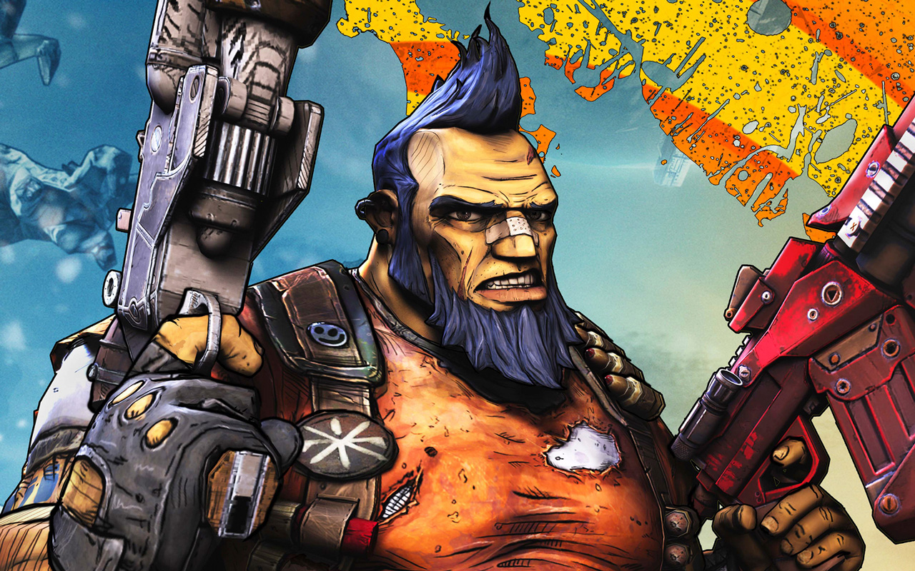 Free Borderlands 2 Wallpaper in 1280x800