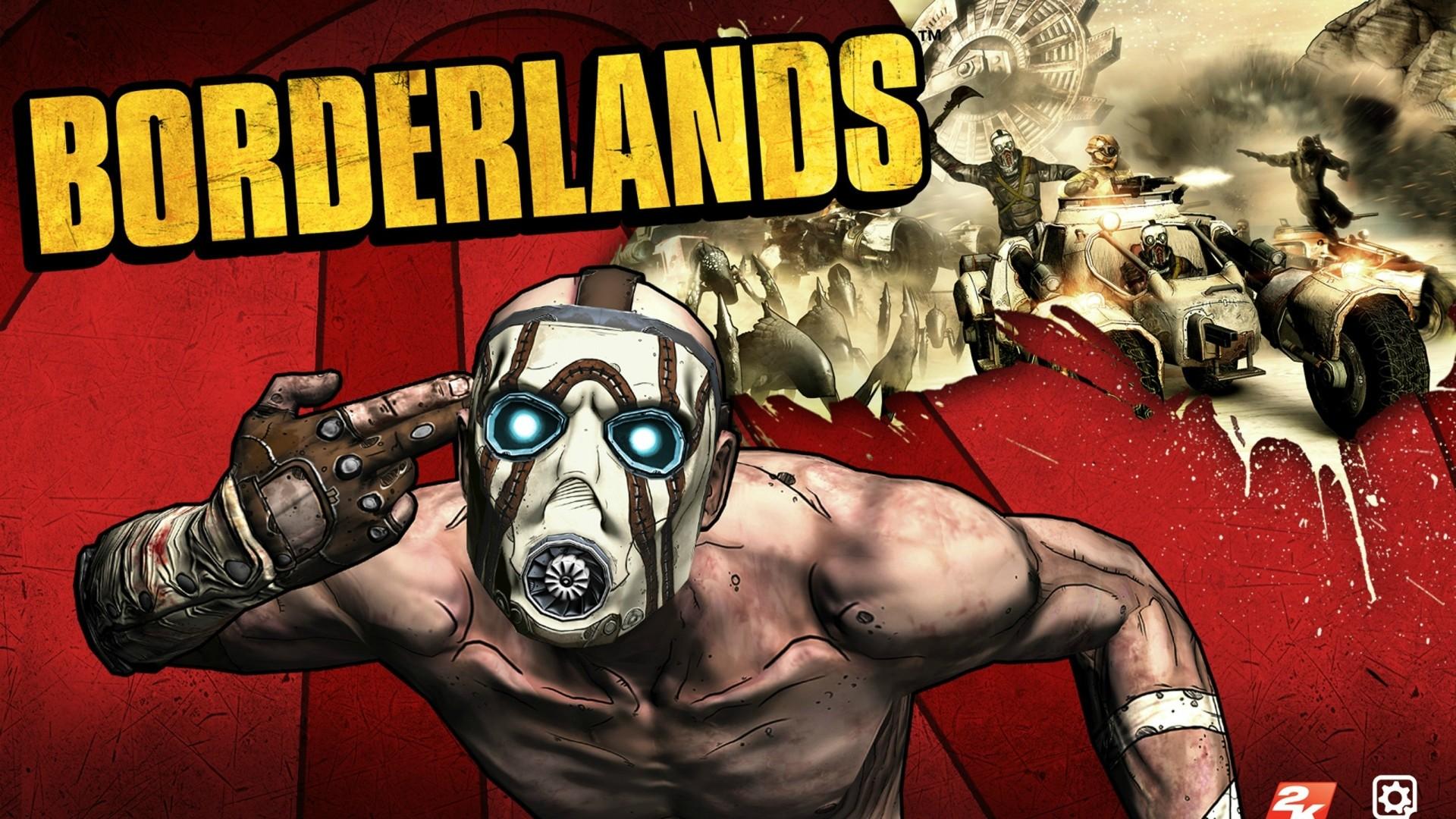 Video Game Borderlands Wallpaper Details and Download Free
