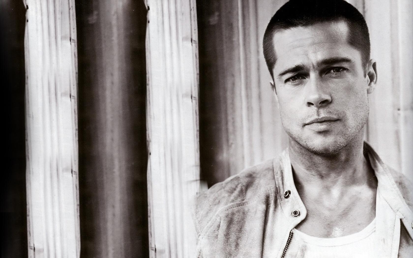 Free Brad Pitt Wallpaper