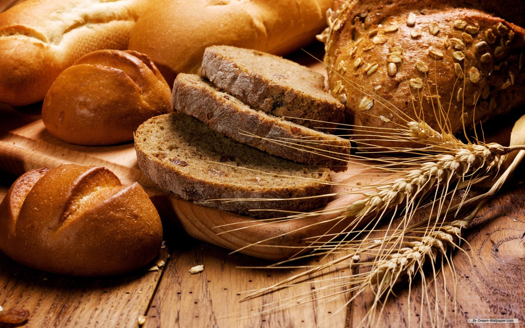 Free Bread Wallpaper
