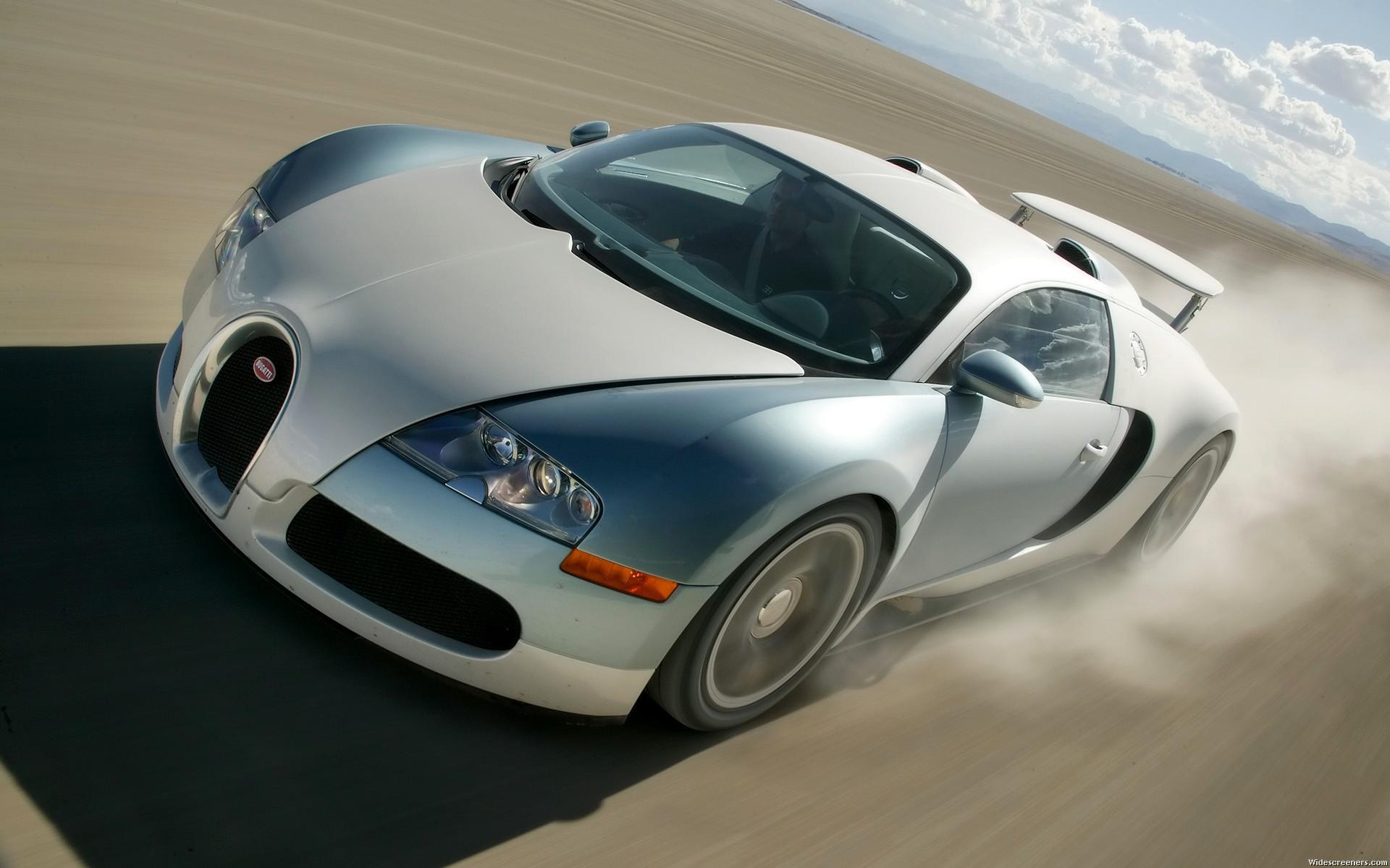 Bugatti Veyron Wallpaper White 15066